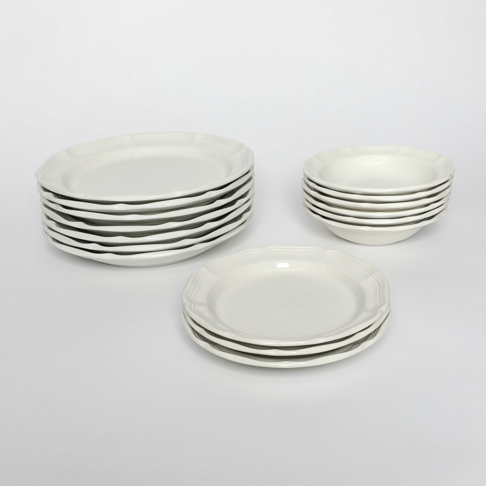 Mikasa  French Countryside  Dinnerware ...  sc 1 st  EBTH.com : french countryside dinnerware - Pezcame.Com