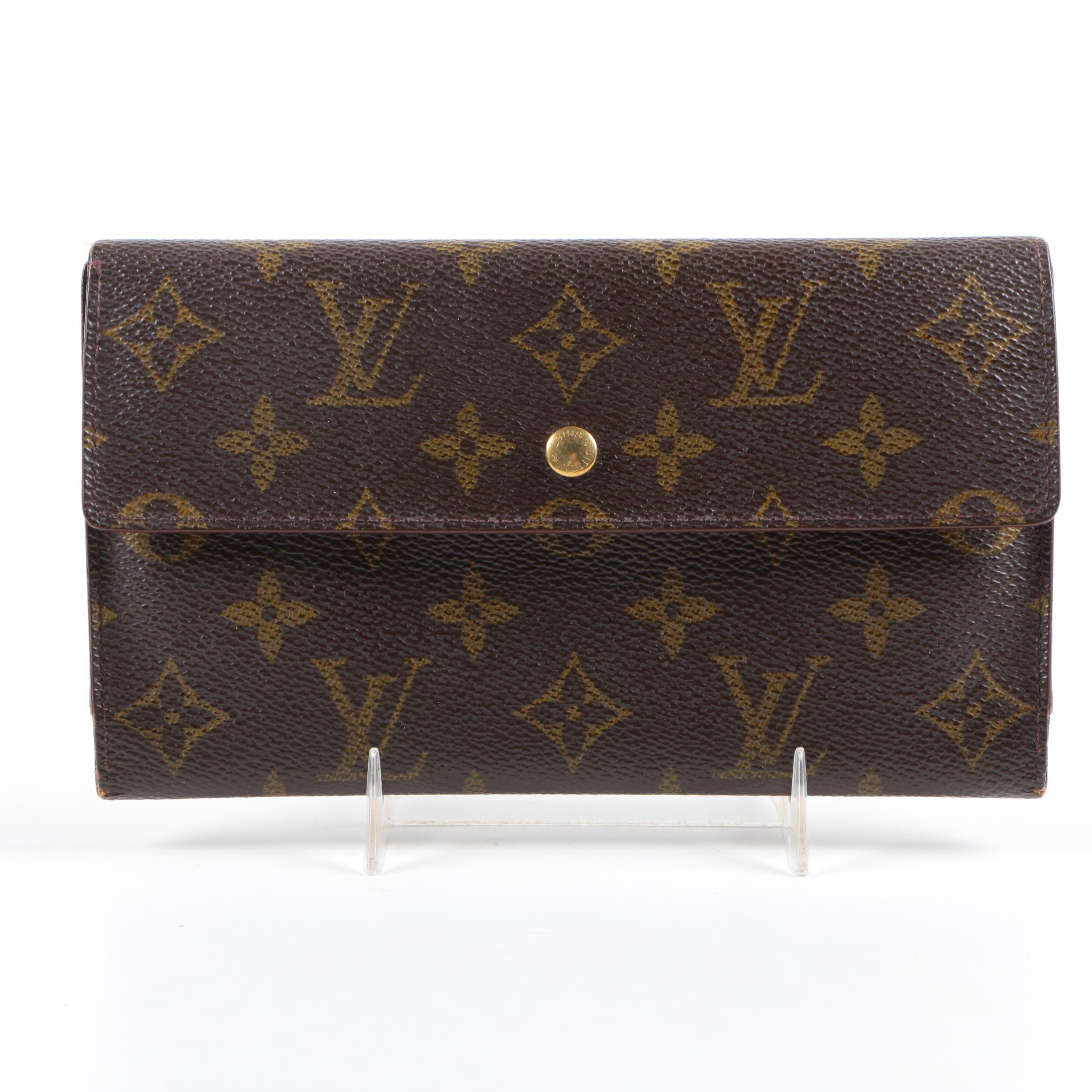 Louis Vuitton Porte-Tresor International Wallet