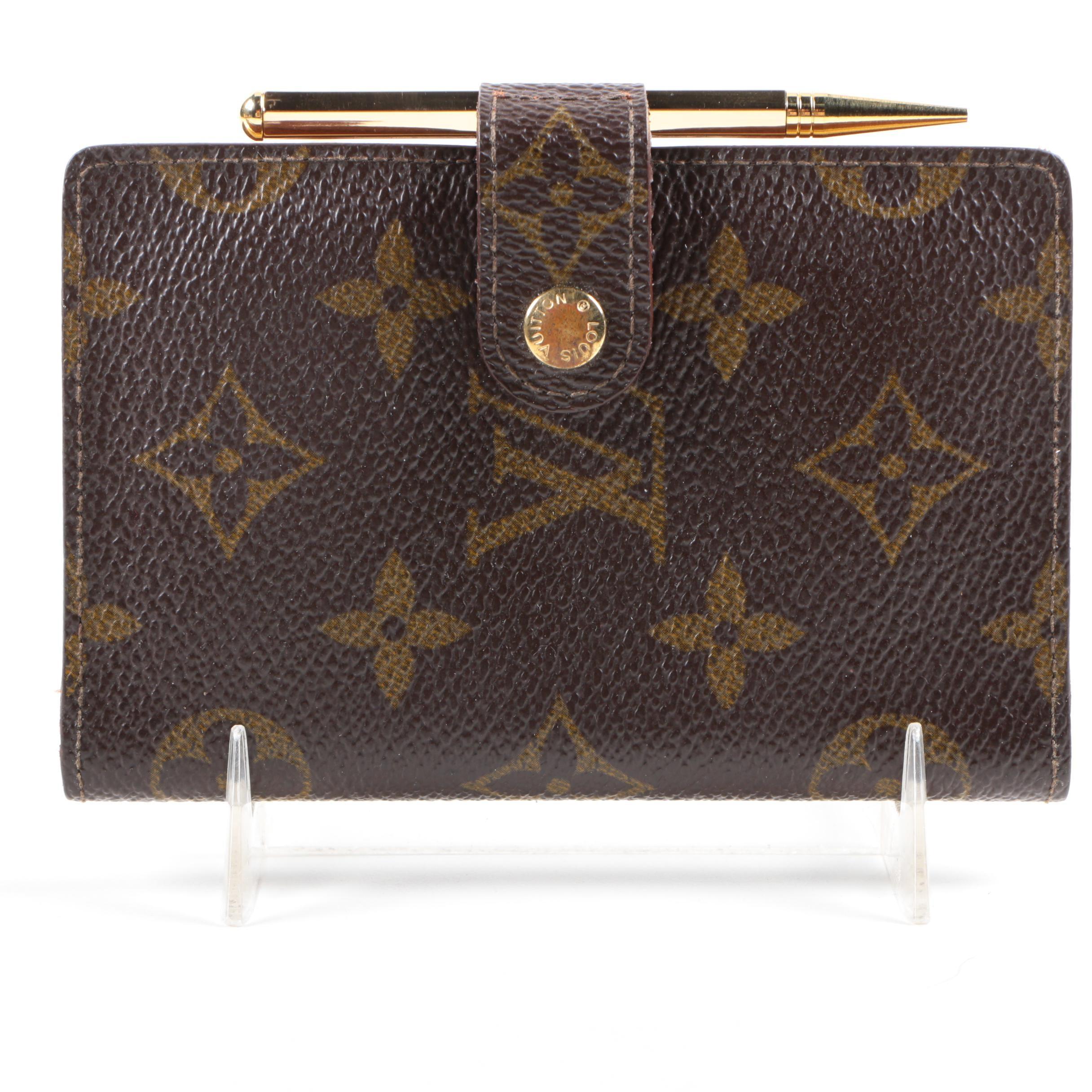 Louis Vuitton Monogram Agenda Cover