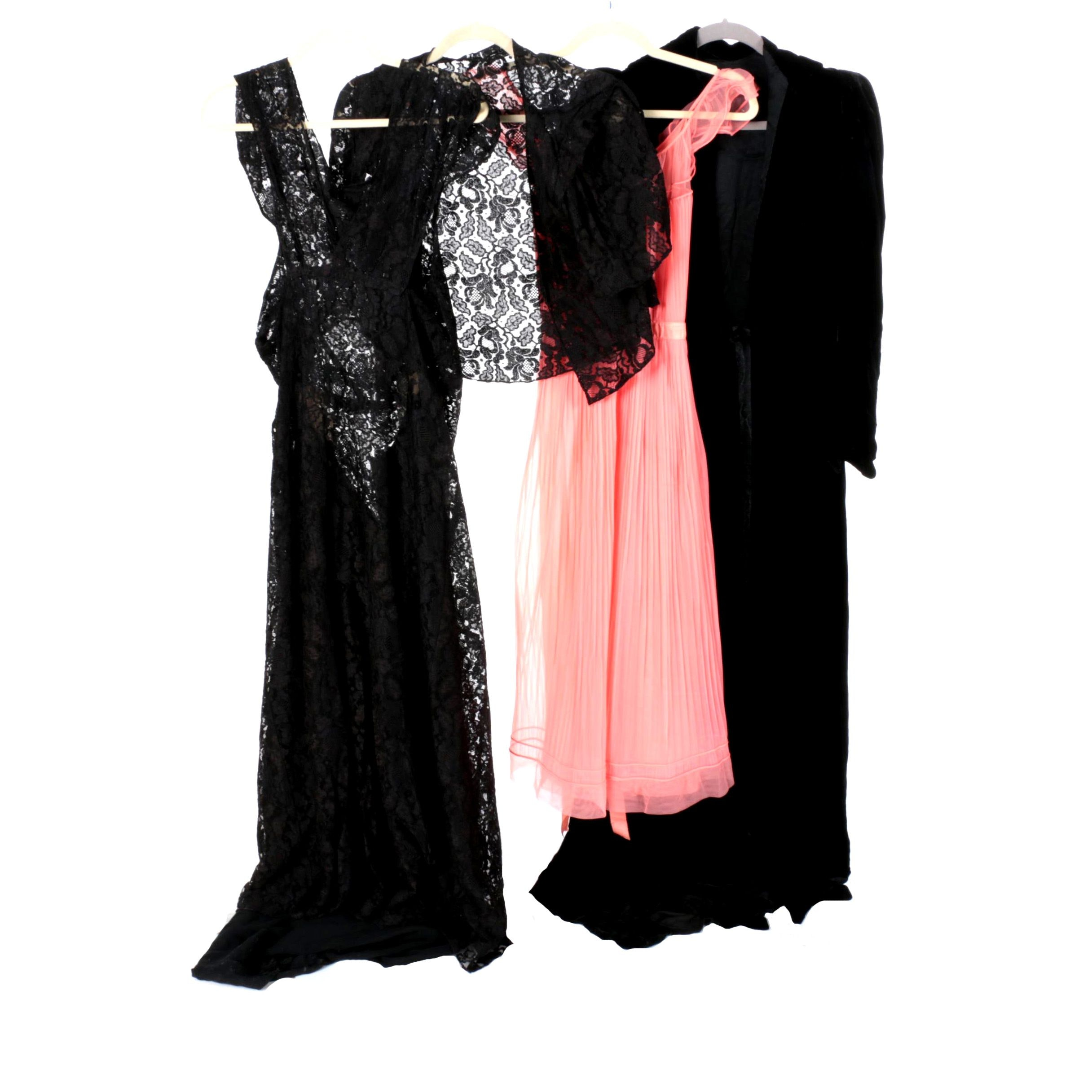 Women's Vintage Gowns