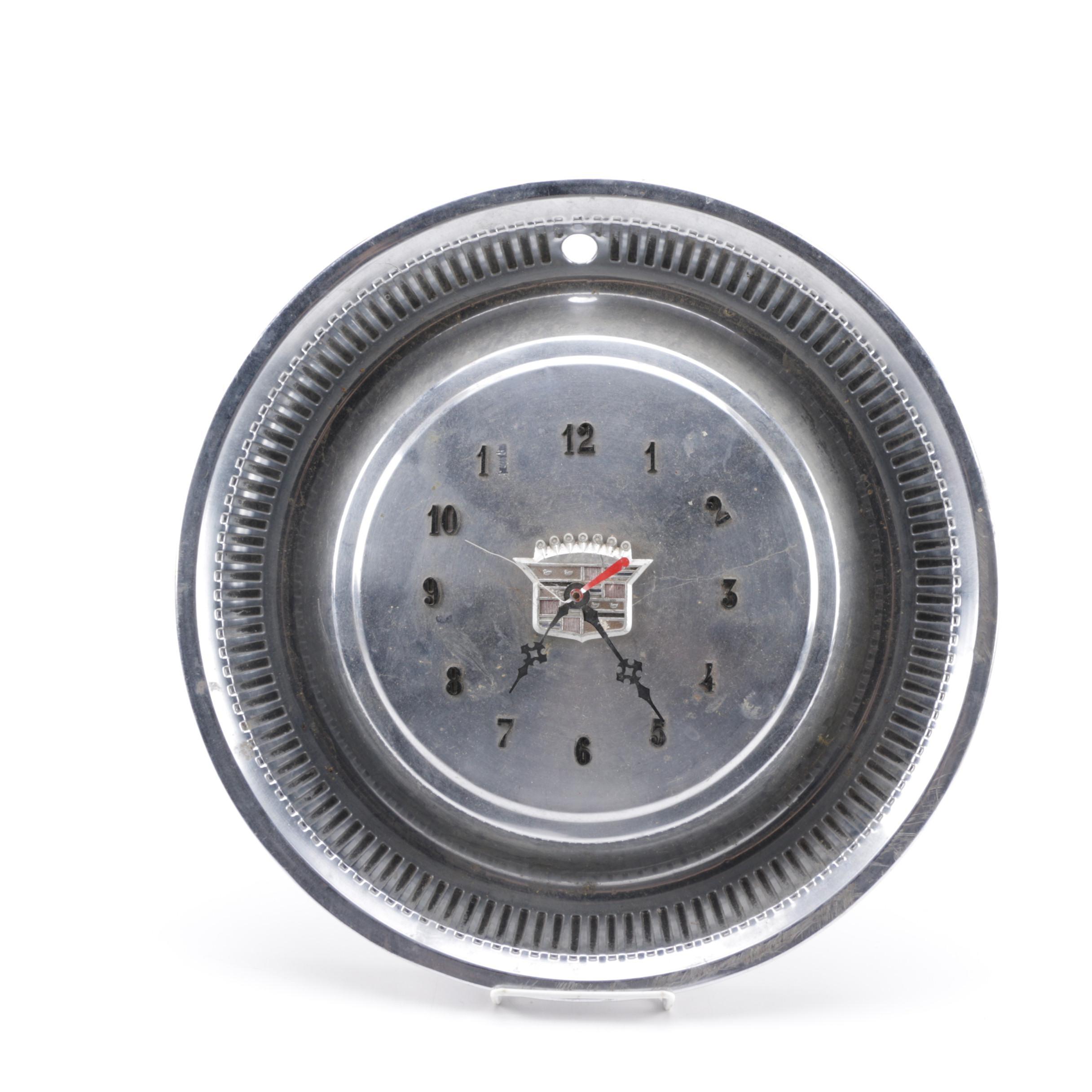 Cadillac Theme Clock