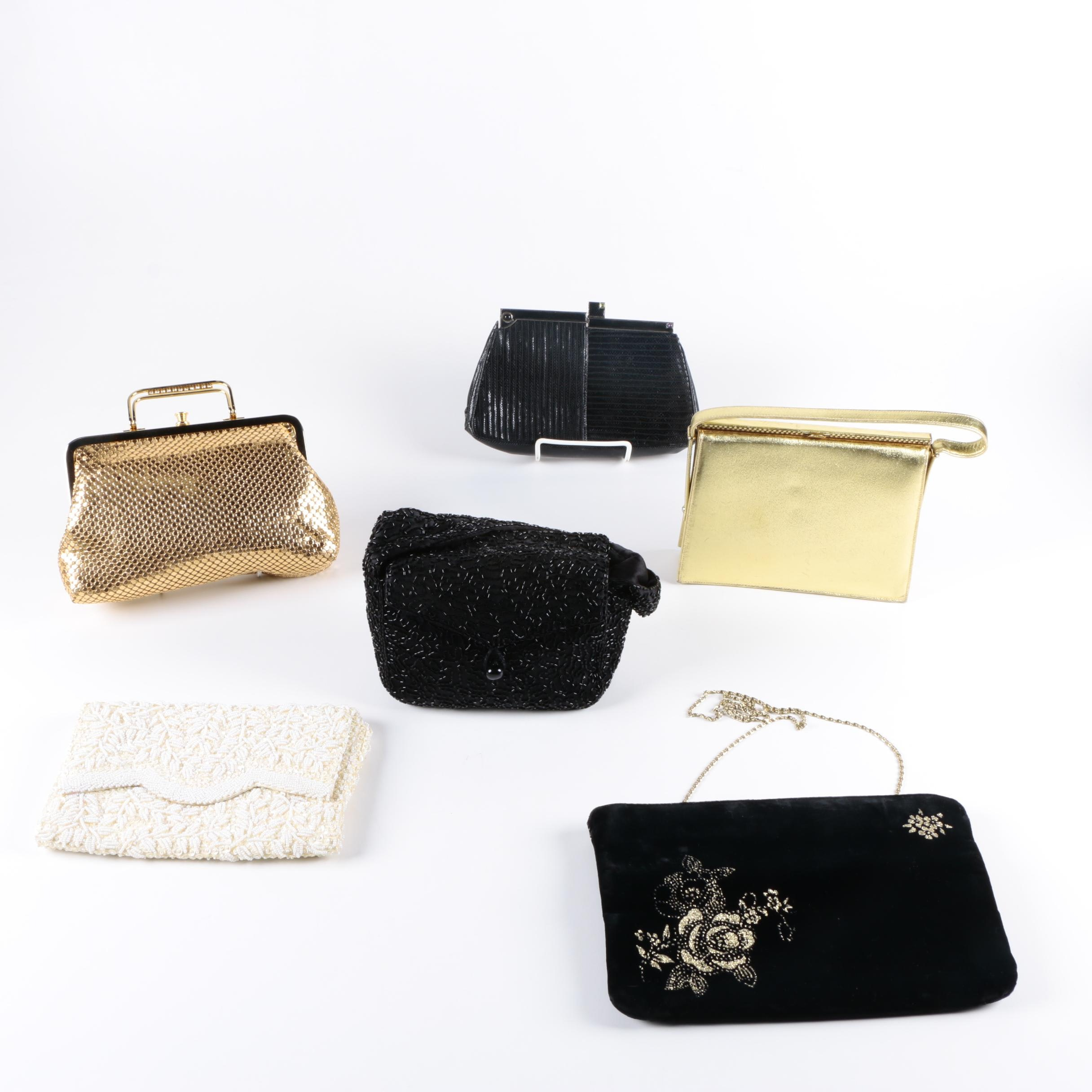 Vintage Handbags Including Judith Leiber