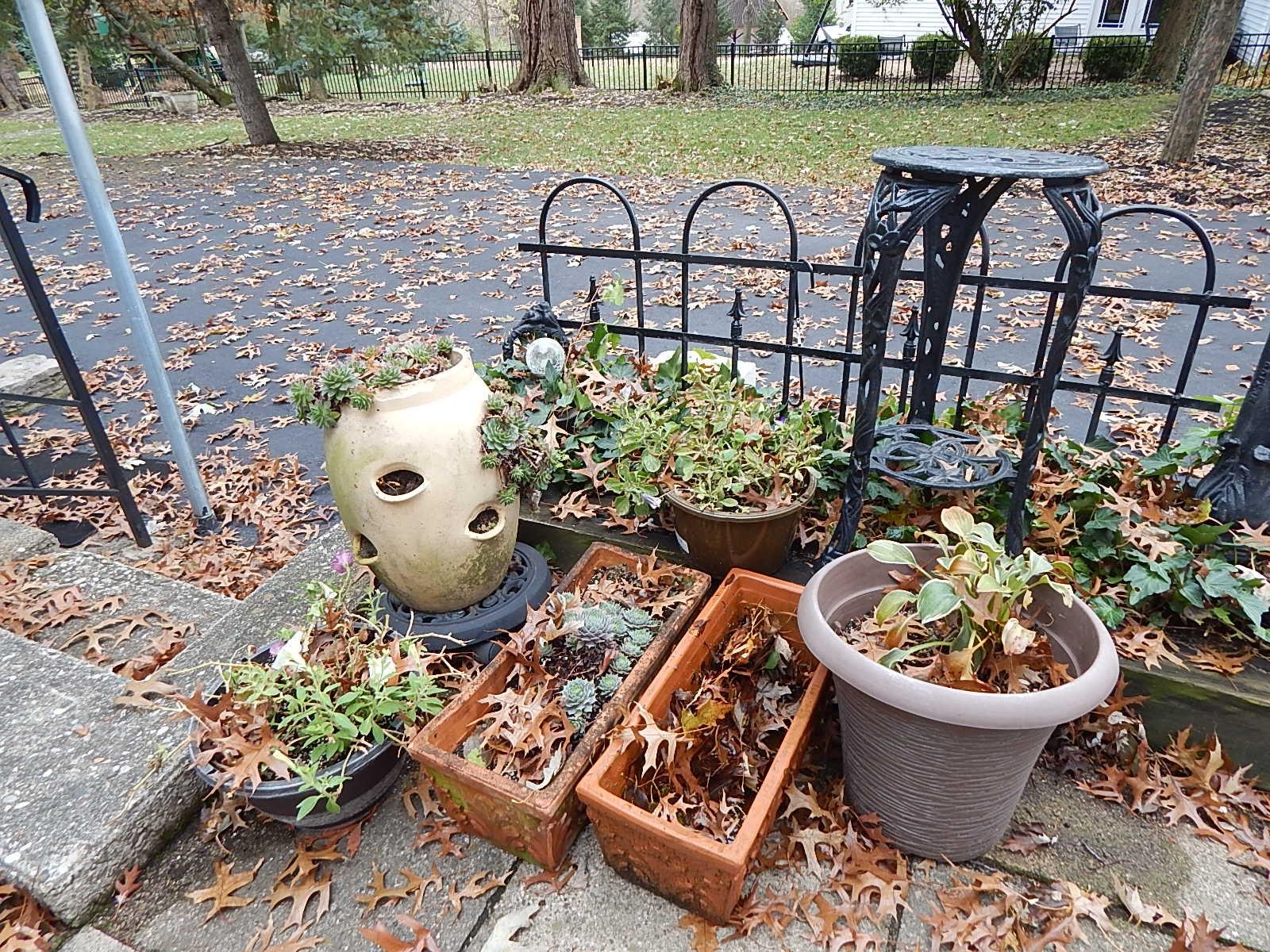 Outdoor Garden Decor