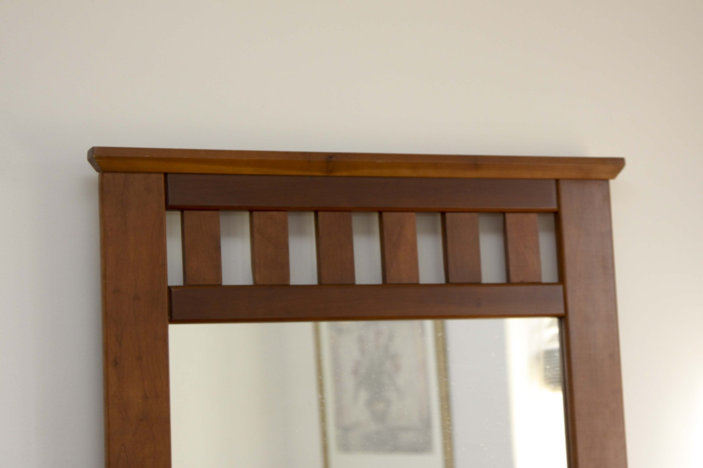 Mission Style Bedroom Set By Florida Furniture Industries