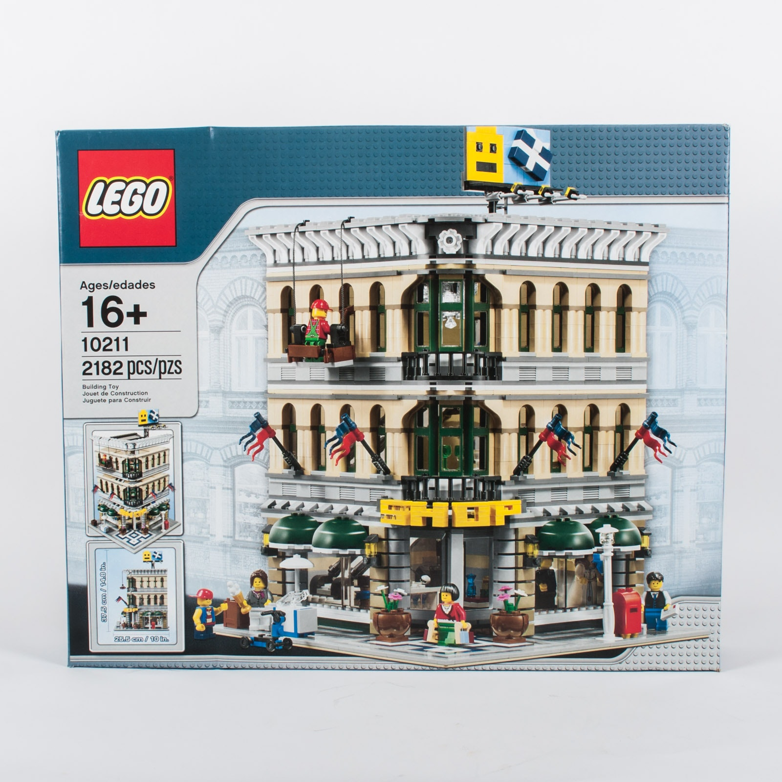 "LEGOs ""Grand Emporium"" Kit"
