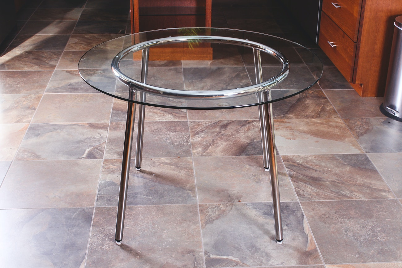 Ikea Salmi Table Ebth