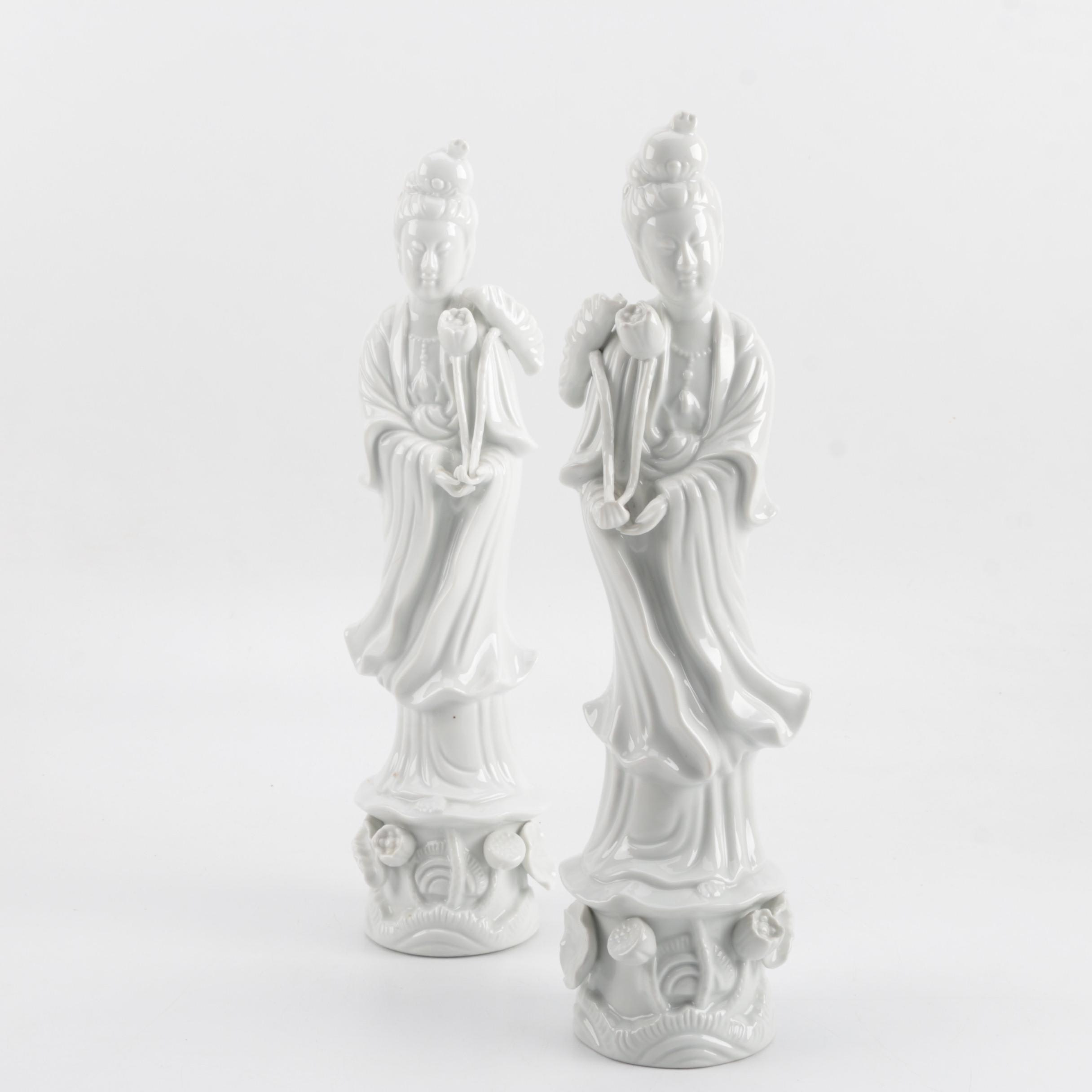 Guan Yin Figurines
