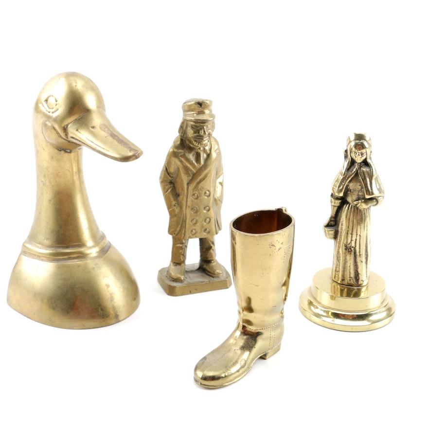 96e71632323 Brass Figurine Decor   EBTH