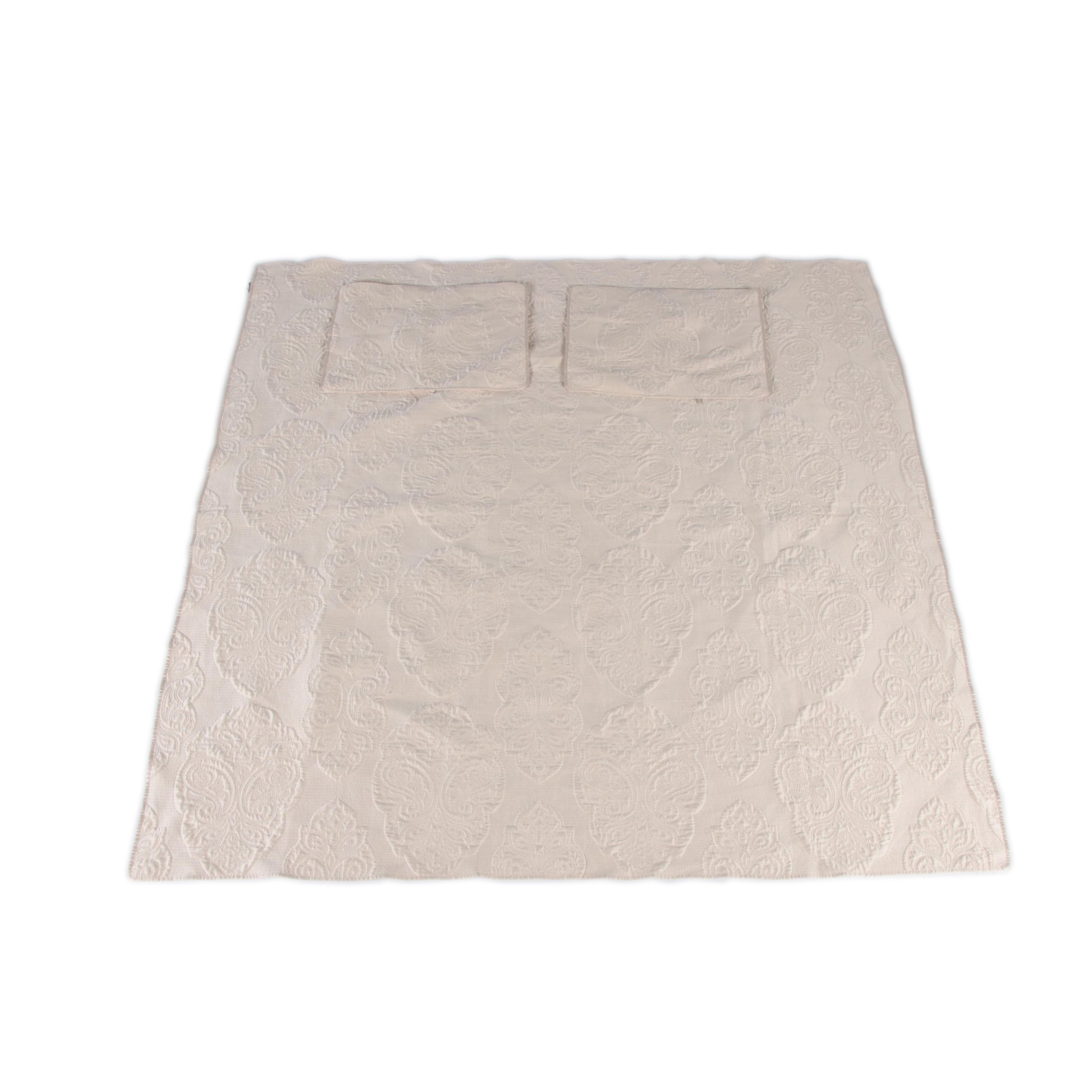 Tahari Home King Size Coverlet and Standard Pillow Shams