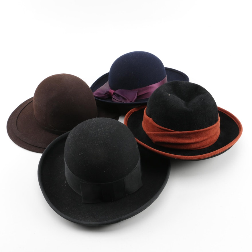 Women s Wool Hats Including Michael Howard   EBTH 6320a69e108