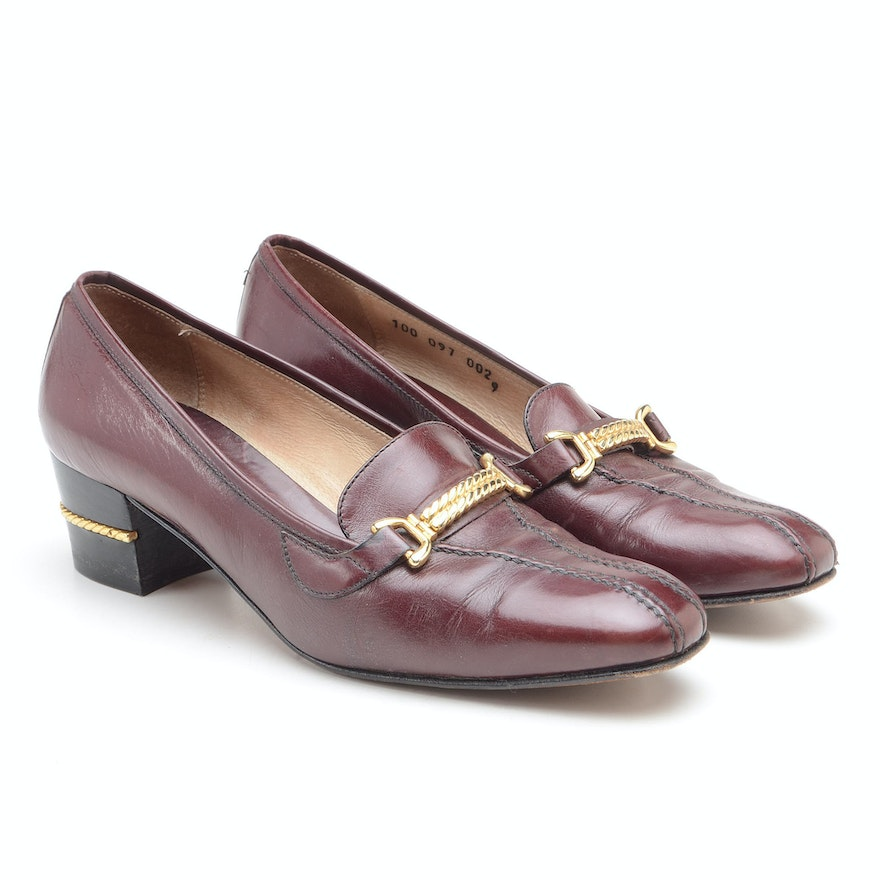 870f5939a Women's Vintage Gucci Loafers : EBTH