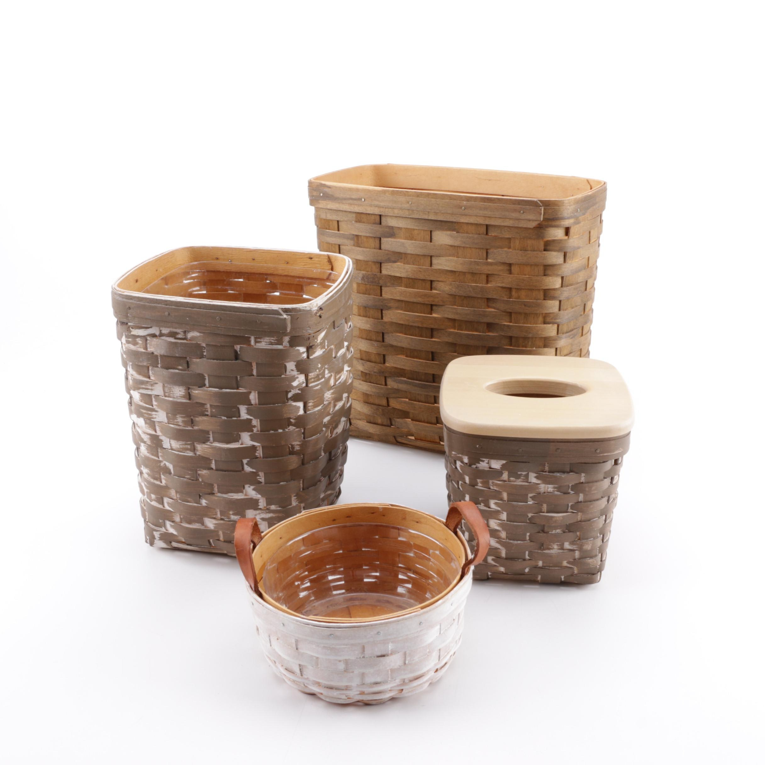 Royce Craft and Longaberger Baskets