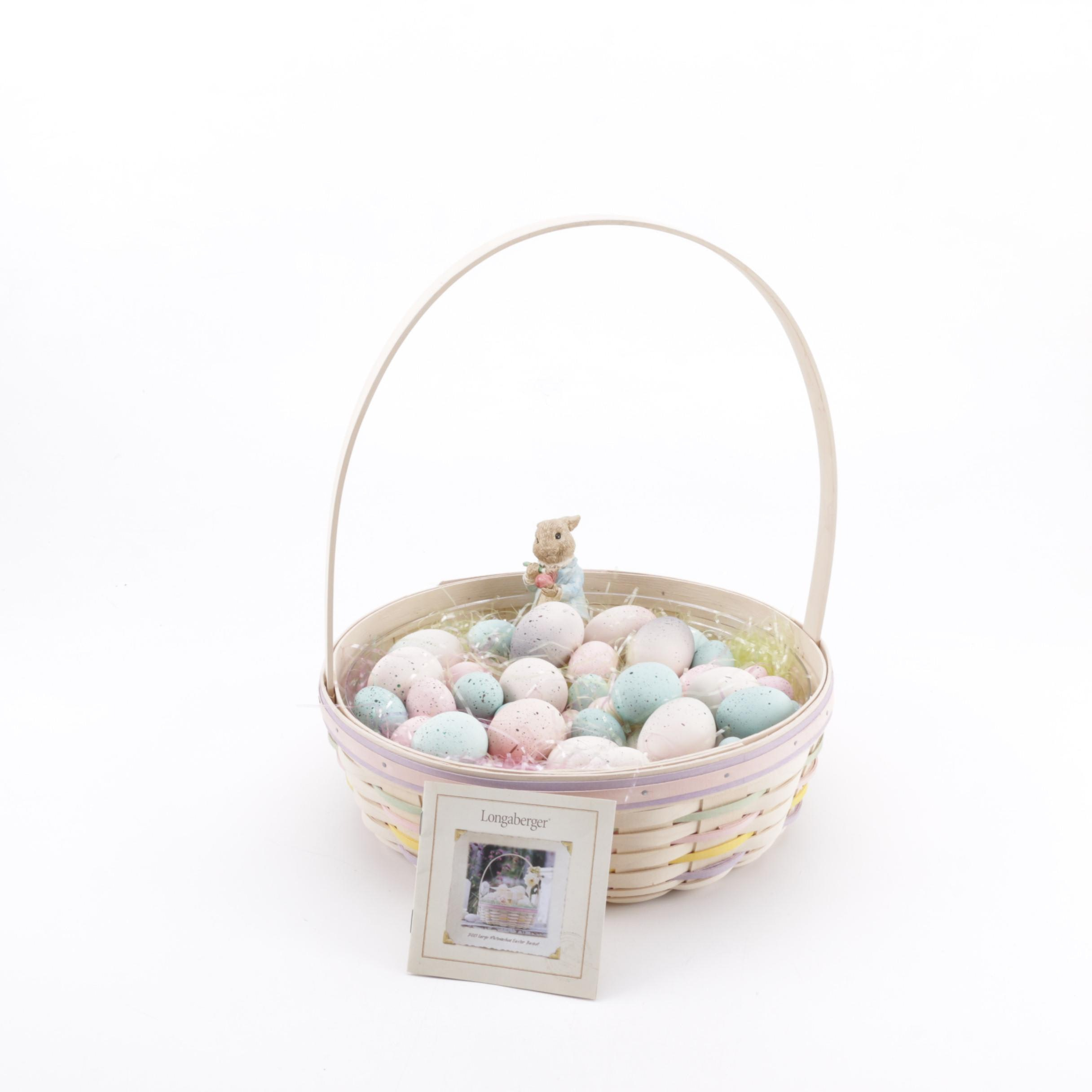 Longaberger Easter Basket
