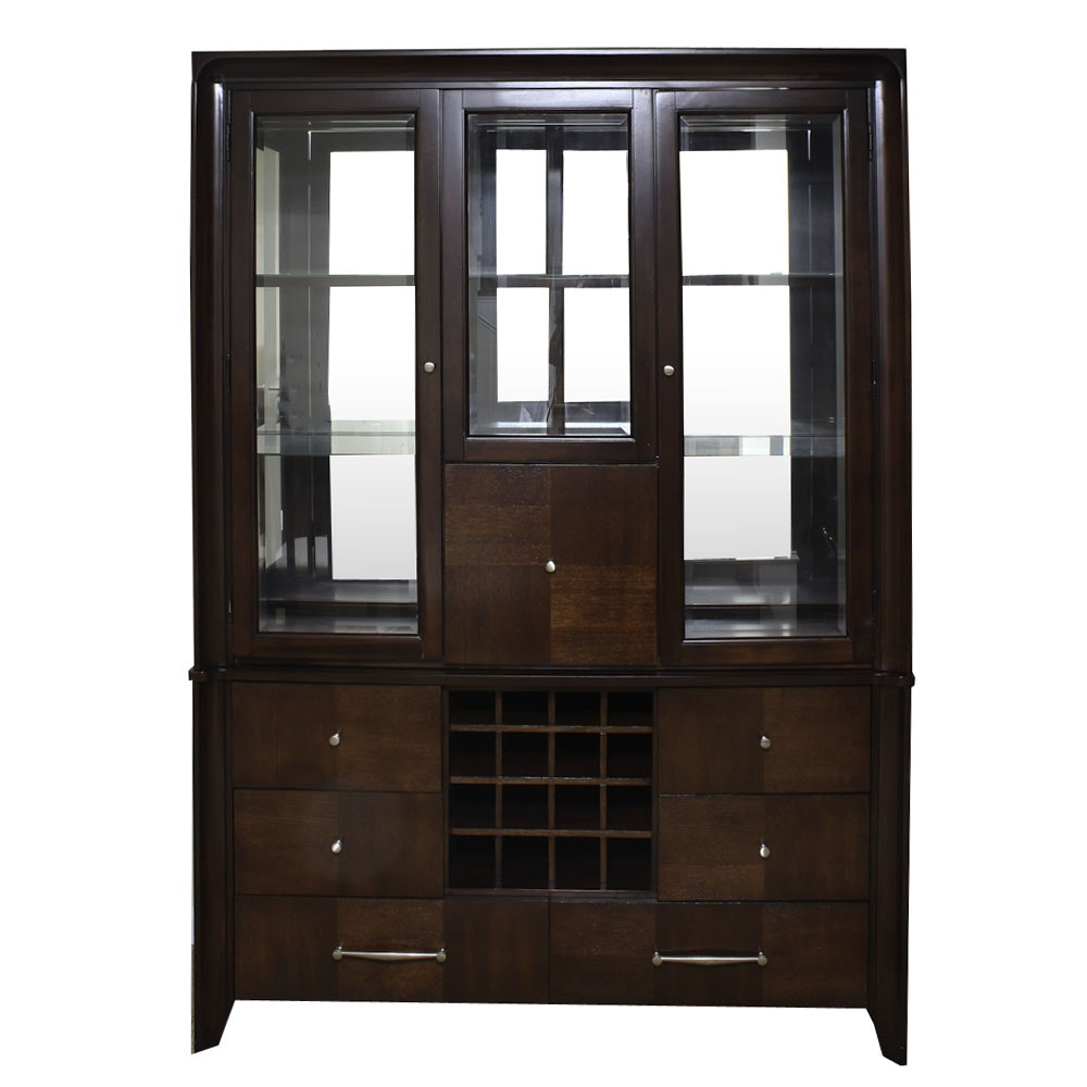 Contemporary Display Cabinet by Fairmont Designs