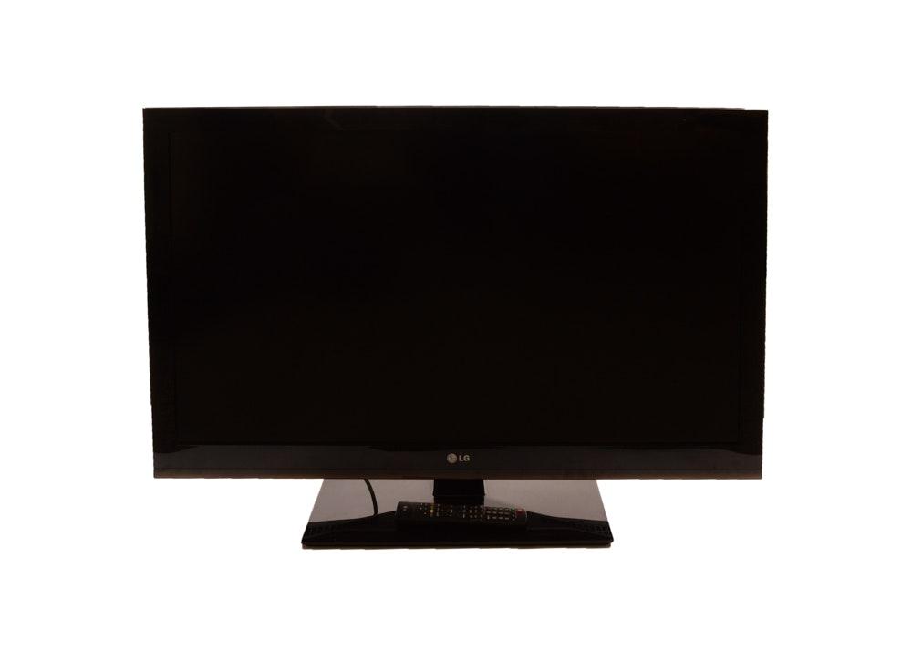 "LG 42"" LCD HDTV"