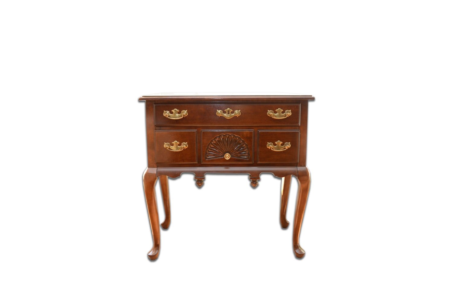 Queen Anne Style Accent Table
