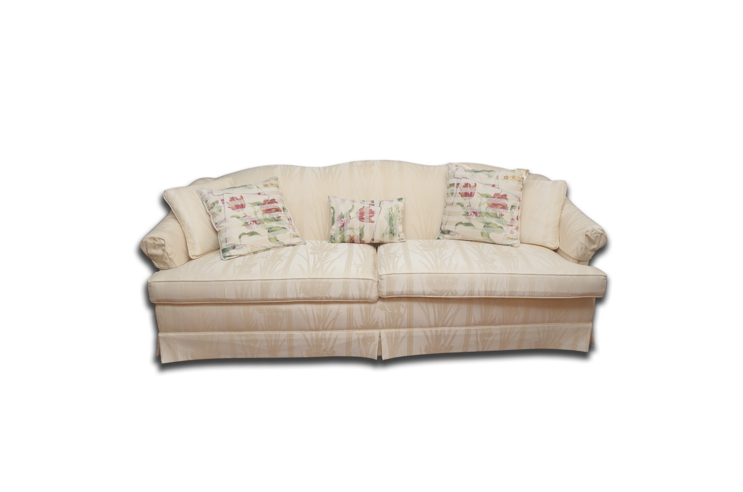 Upholstered Sofa by Vanguard Furniture