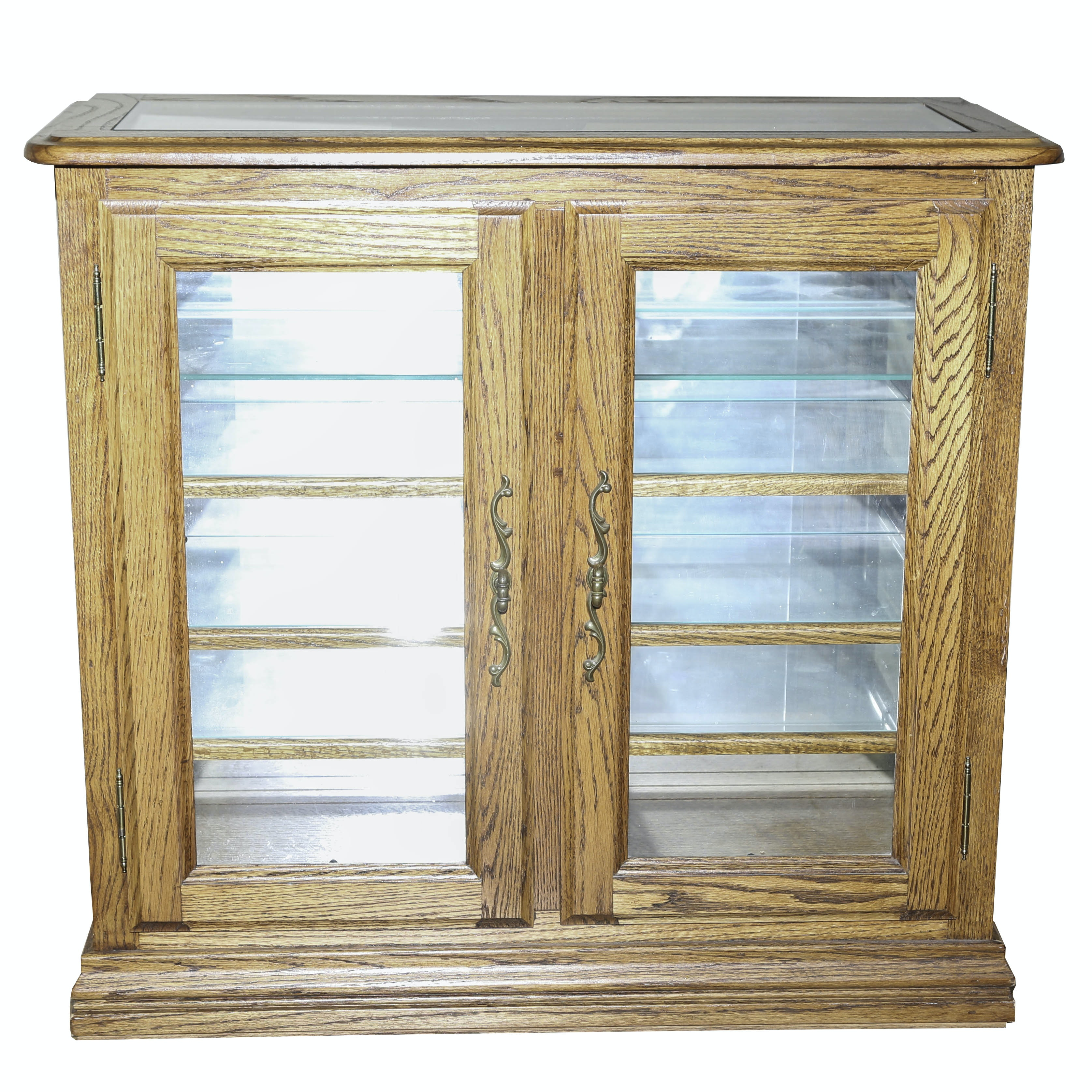 Delicieux Illuminated Low Glass Display Cabinet ...