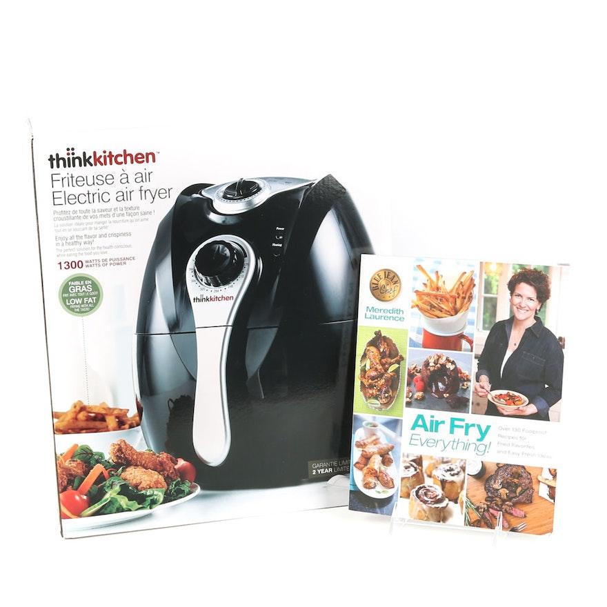 think kitchen electric air fryer - Think Kitchen Air Fryer