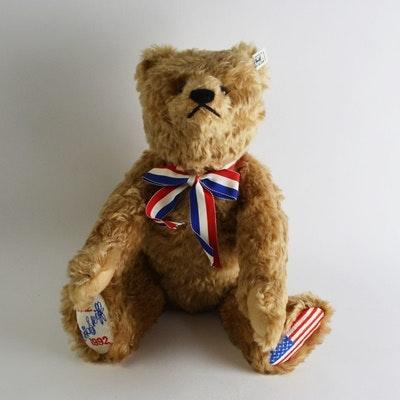 "Steiff ""Otto Steiff 1912 Replica"" Teddy Bear"