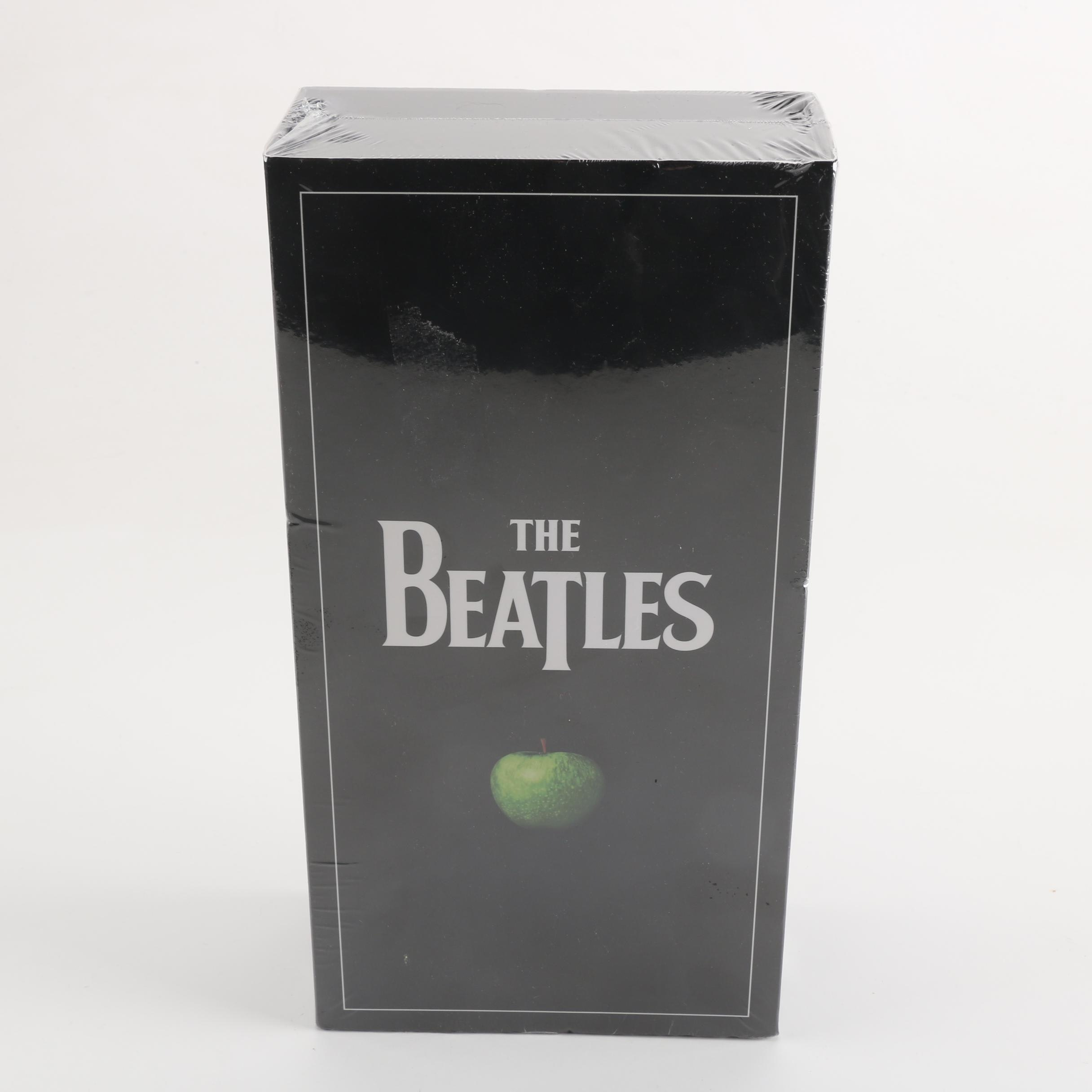 """The Beatles"" CD Discography Box Set"