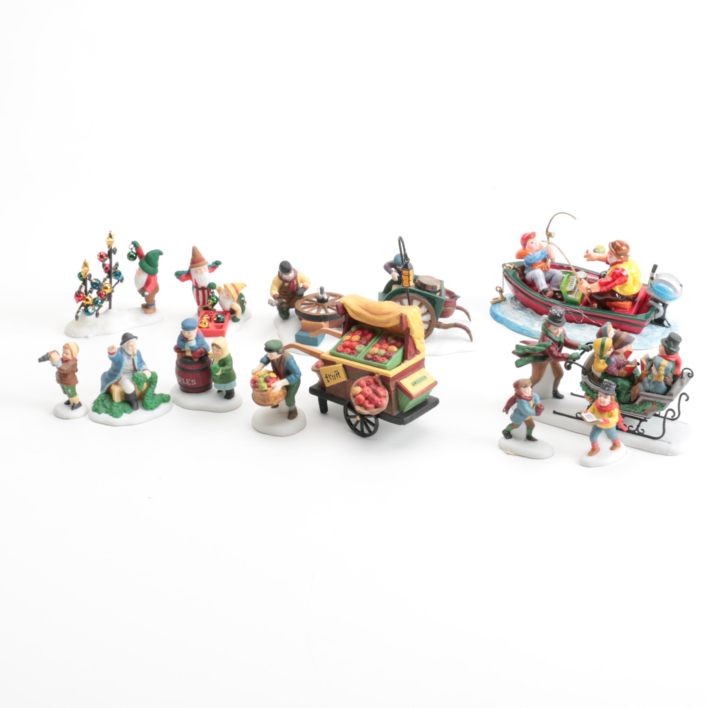 Dept. 56 Christmas Figurines