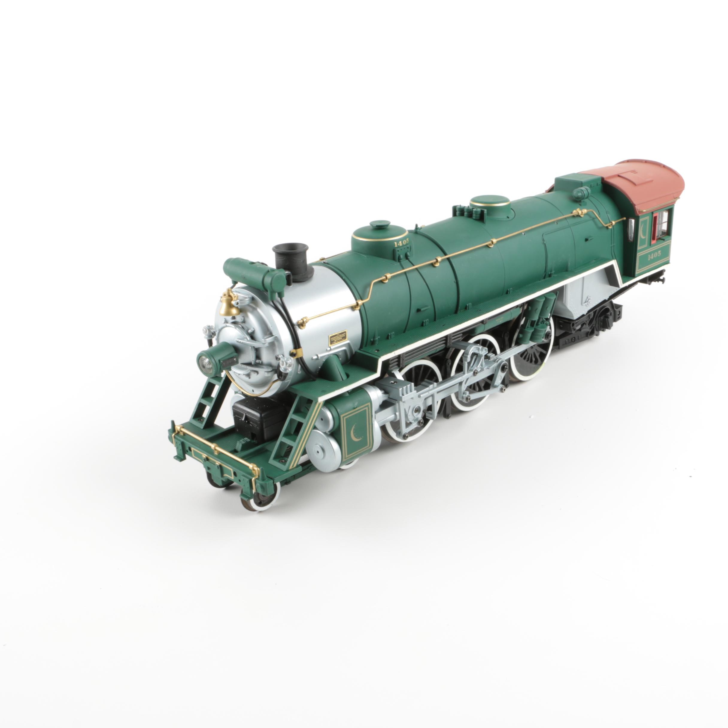 "Aristo-Craft 1:29 Scale ""Pacific 4-6-2 Steam Locomotive"""