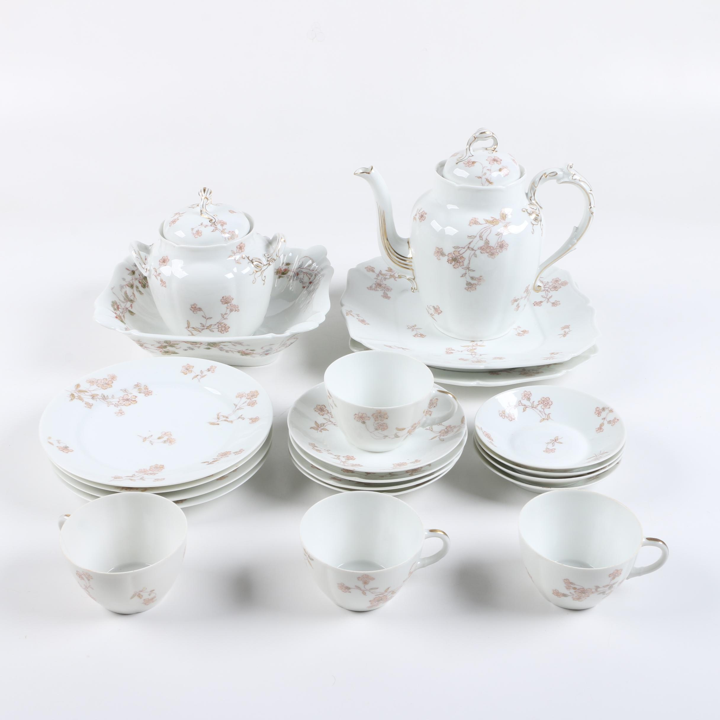 C.H. Field Haviland Limoges Tableware