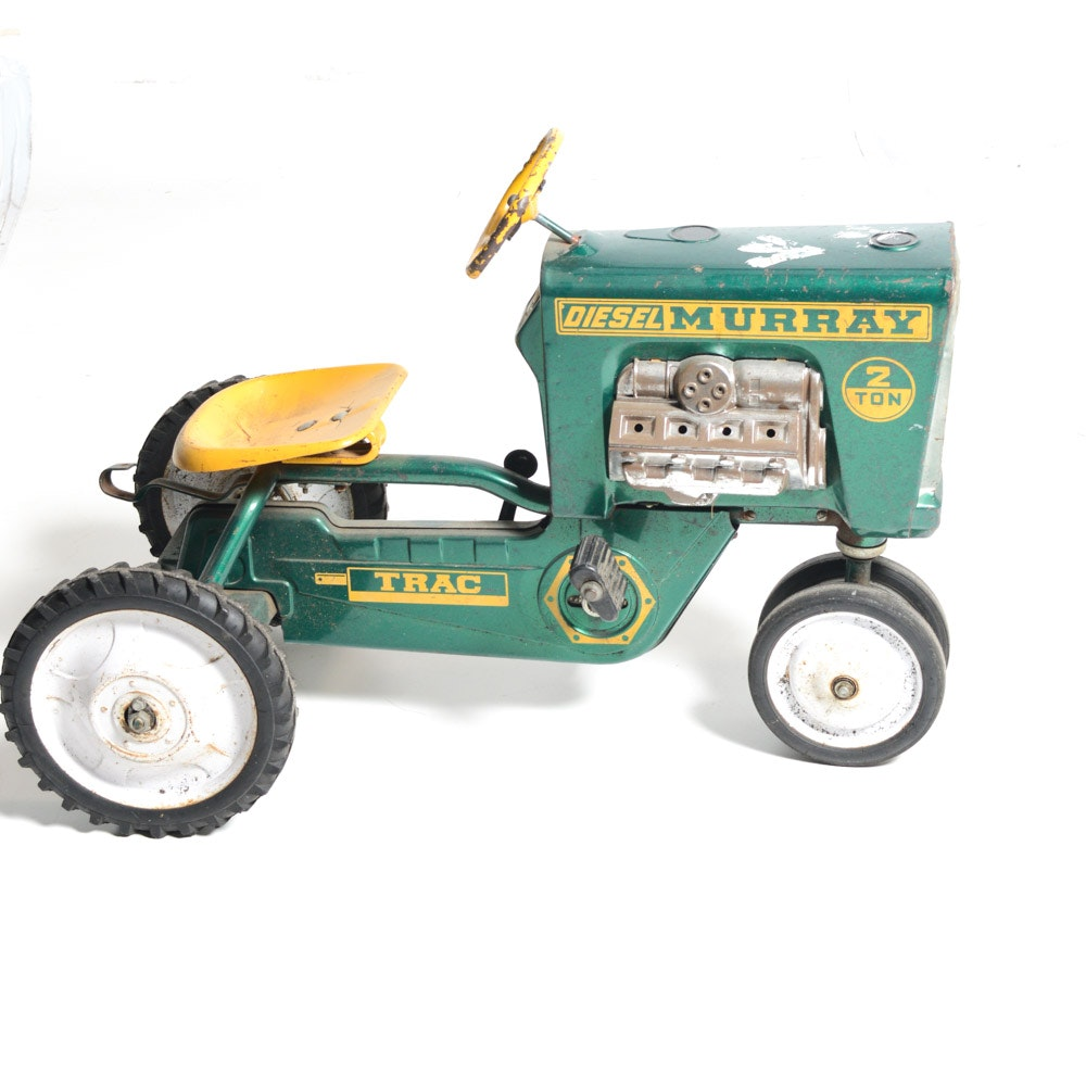 """Diesel Murray"" Riding Tractor"