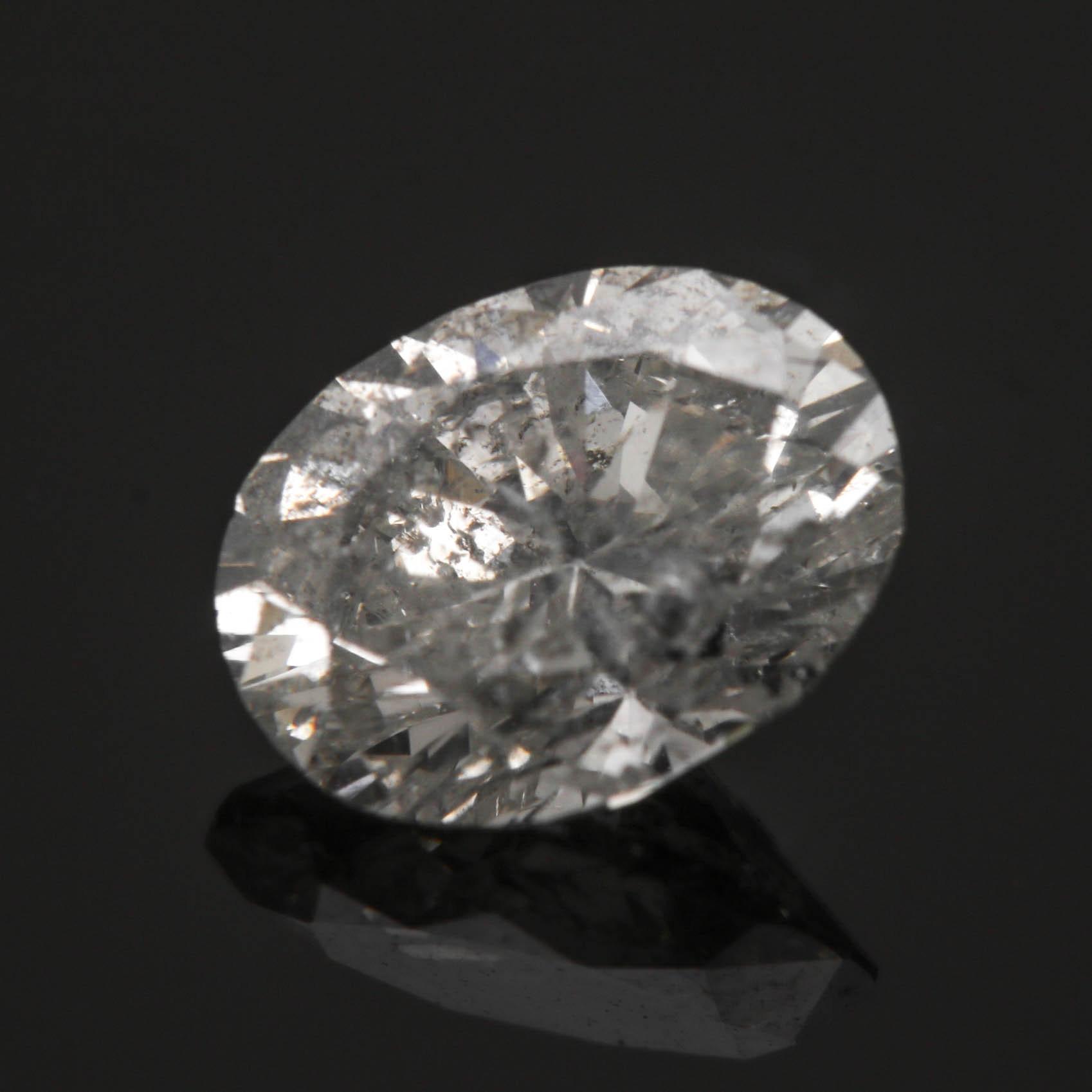 Loose 0.81 CT Diamond