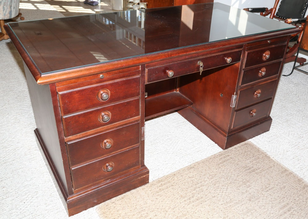 Executive Desk by Stanley Furniture