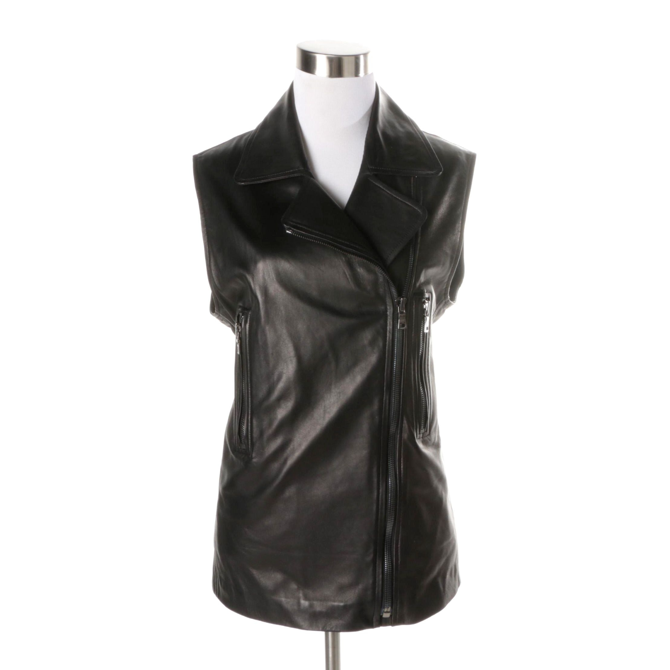 Women's Christiansen Leather Vest