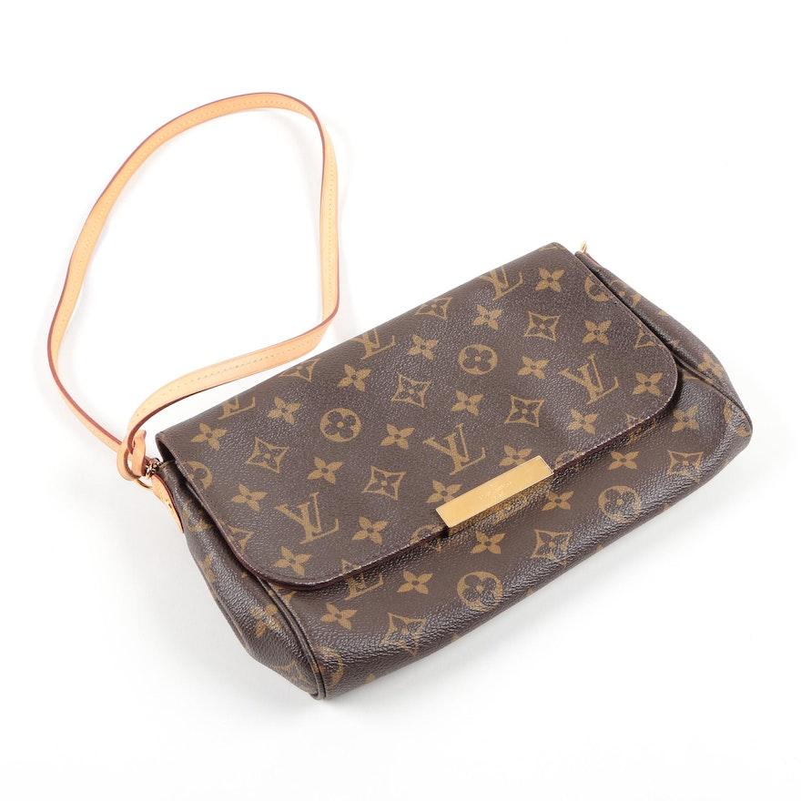 6bdc40cde821 PRIORITY-Louis Vuitton Favorite Mm Crossbody Bag   EBTH