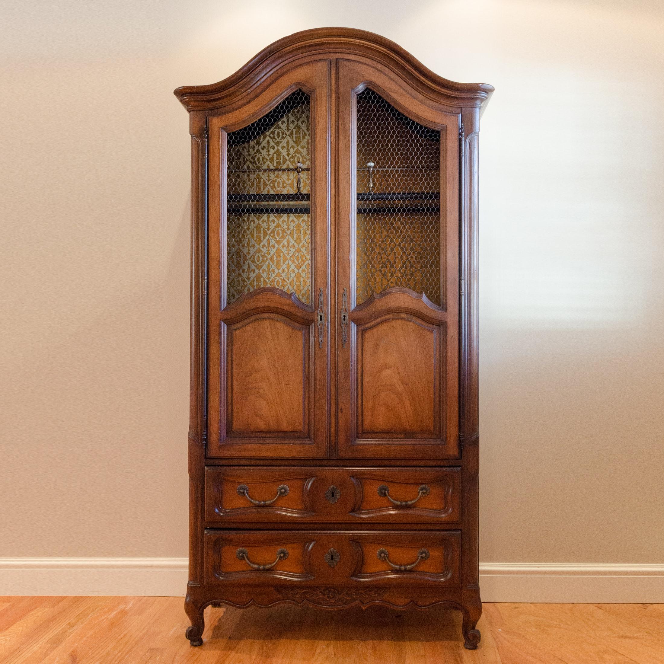 Louis XV Style Storage Cabinet