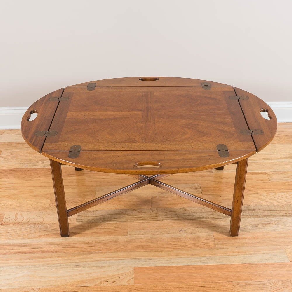 Butleru0027s Tray Table By Hickory Chair James River Collection ...