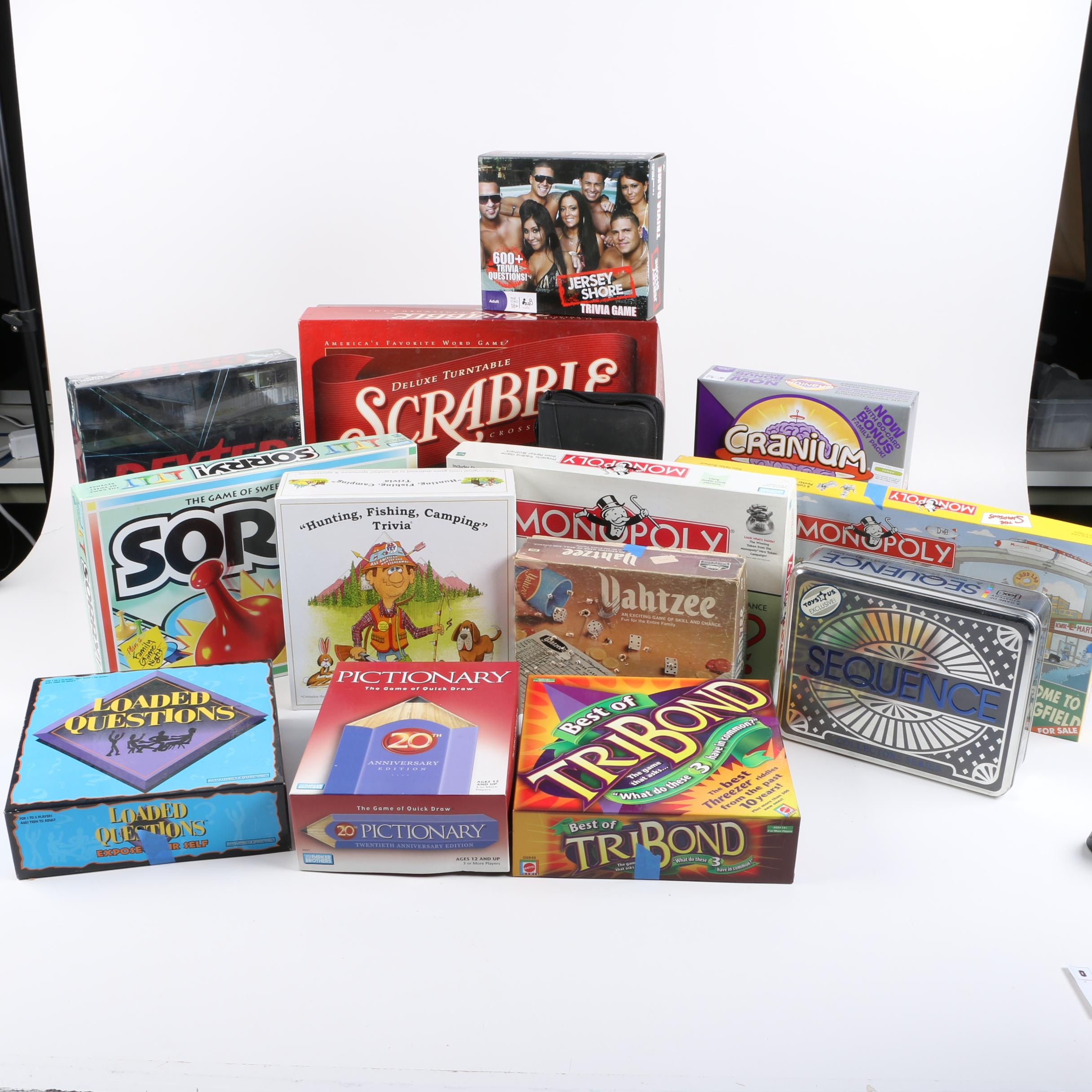 Collection of Modern Board Games