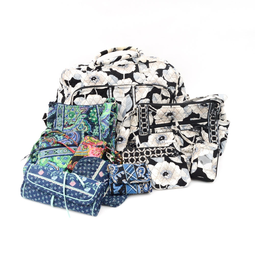 Vera Bradley Bags and Trina Quilted Bags