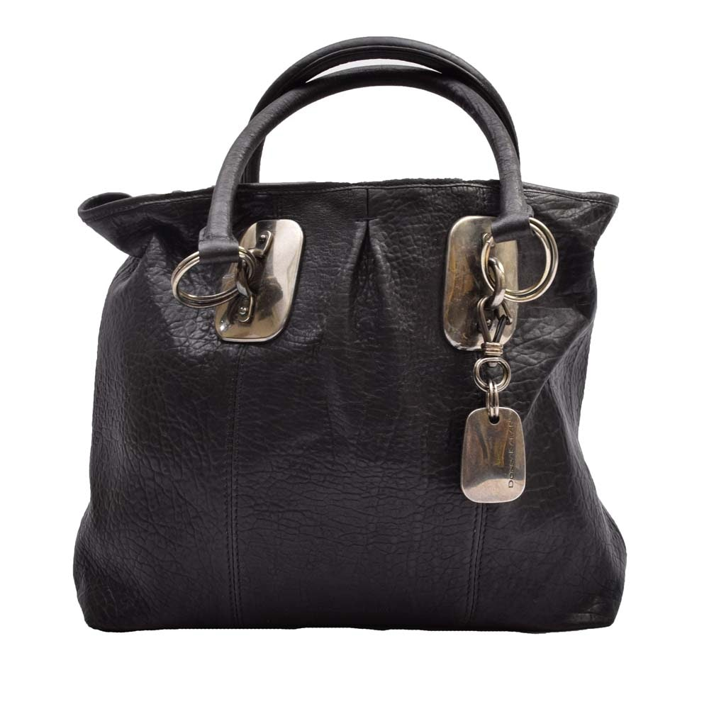 Donna Karan Modern Leo Leather Tote