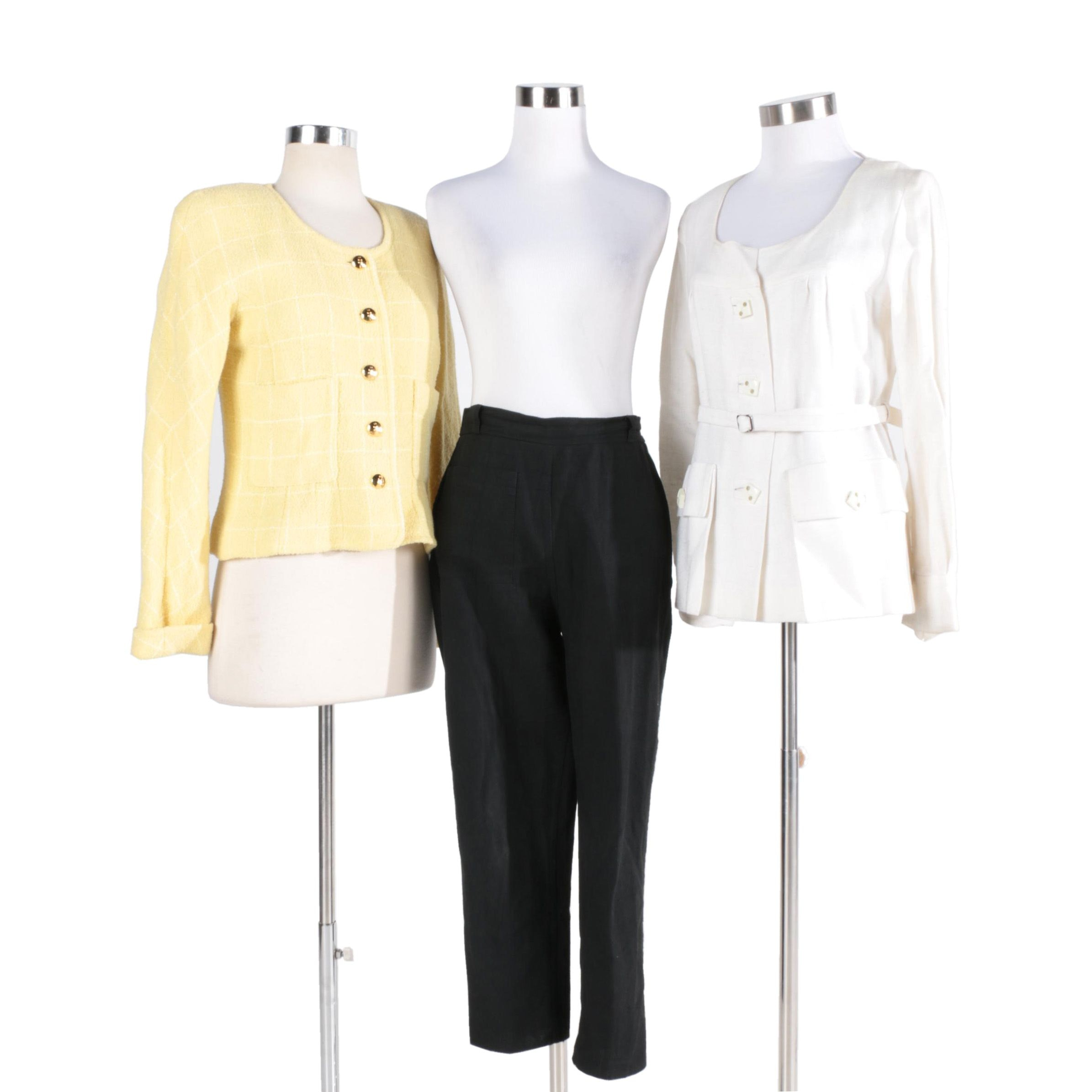 Sonia Rykiel Brand Jackets and Pants