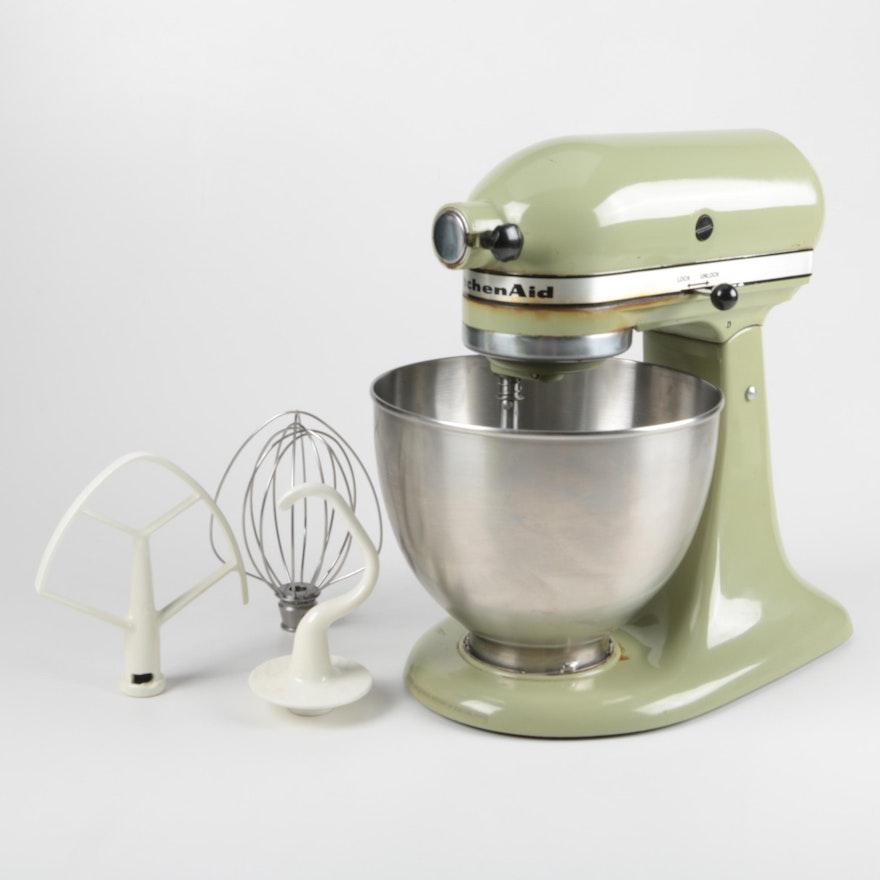 KitchenAid K45 Stand Mixer : EBTH on kitchenaid k45 attachments, kitchenaid model k45, kitchenaid k45 repair, kitchenaid bowl k45, kitchenaid k45ss bowl, kitchenaid k45 classic,