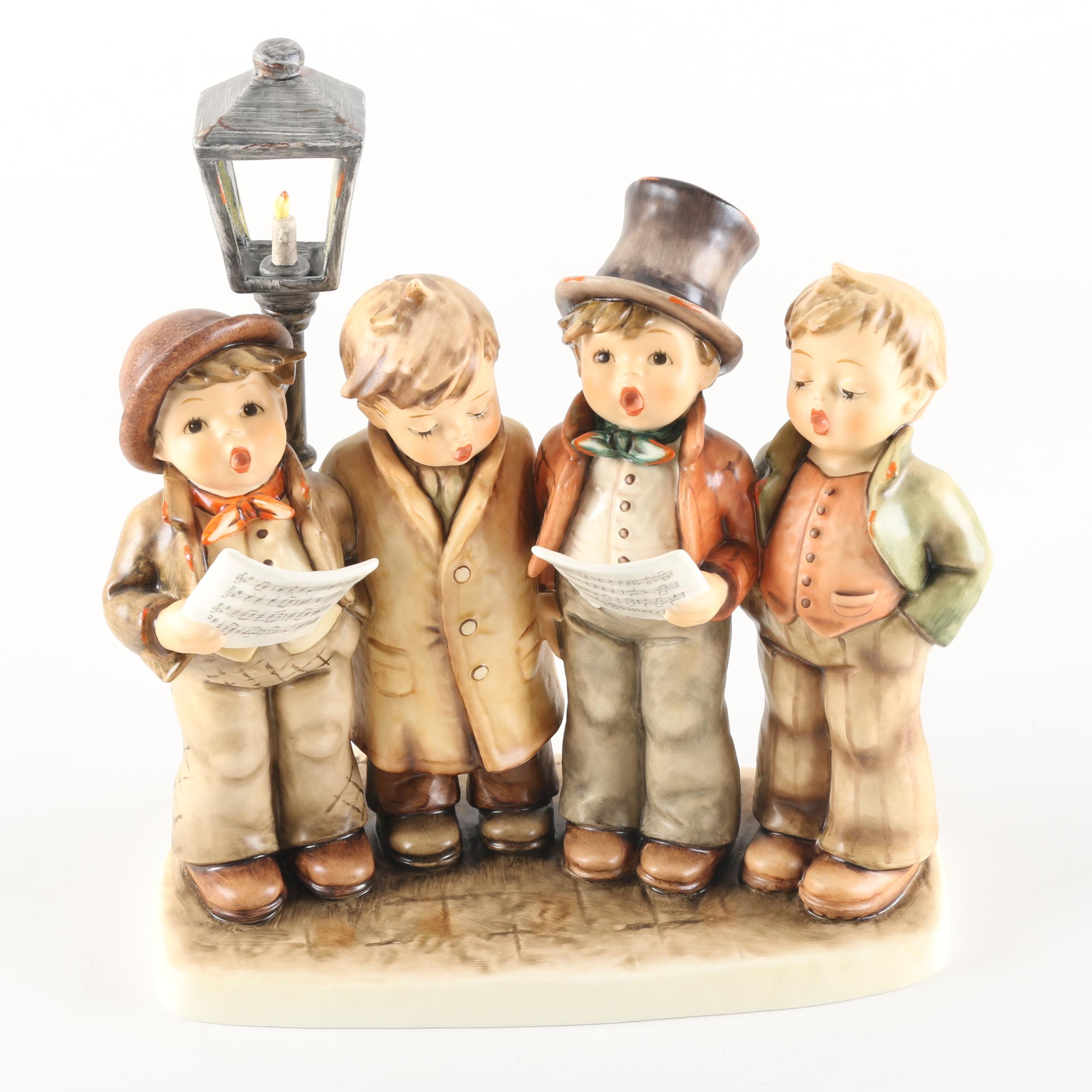 """Hummel """"Harmony in Four Parts""""  Figurine"""