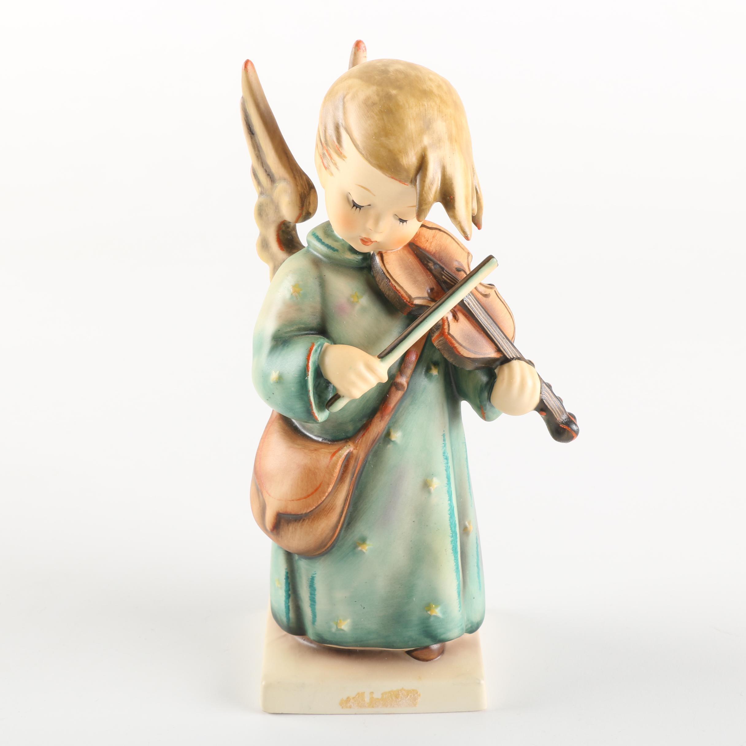 """Hummel """"Celestial Musician"""" Figurine"""