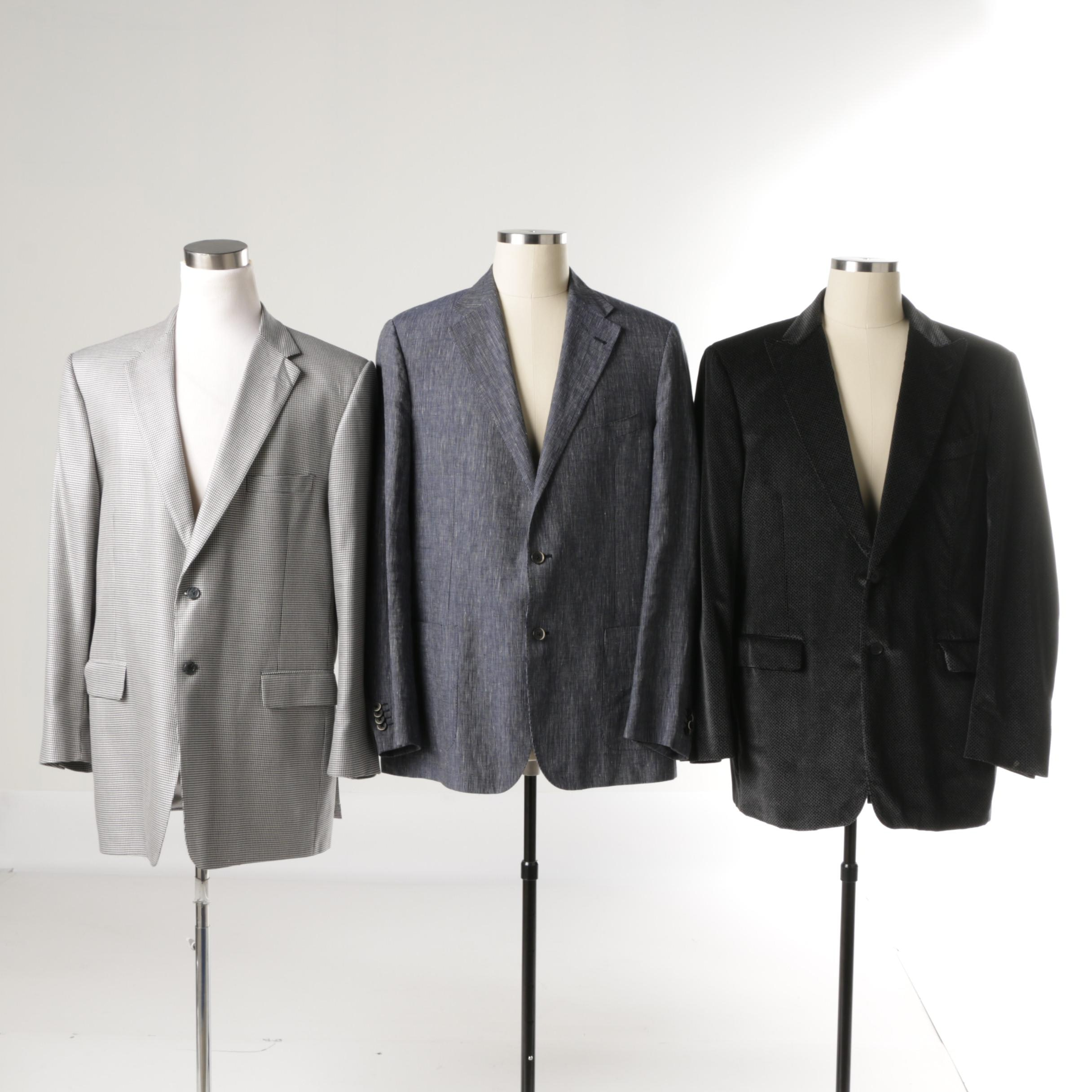 Men's Sport Coats Including Corneliani