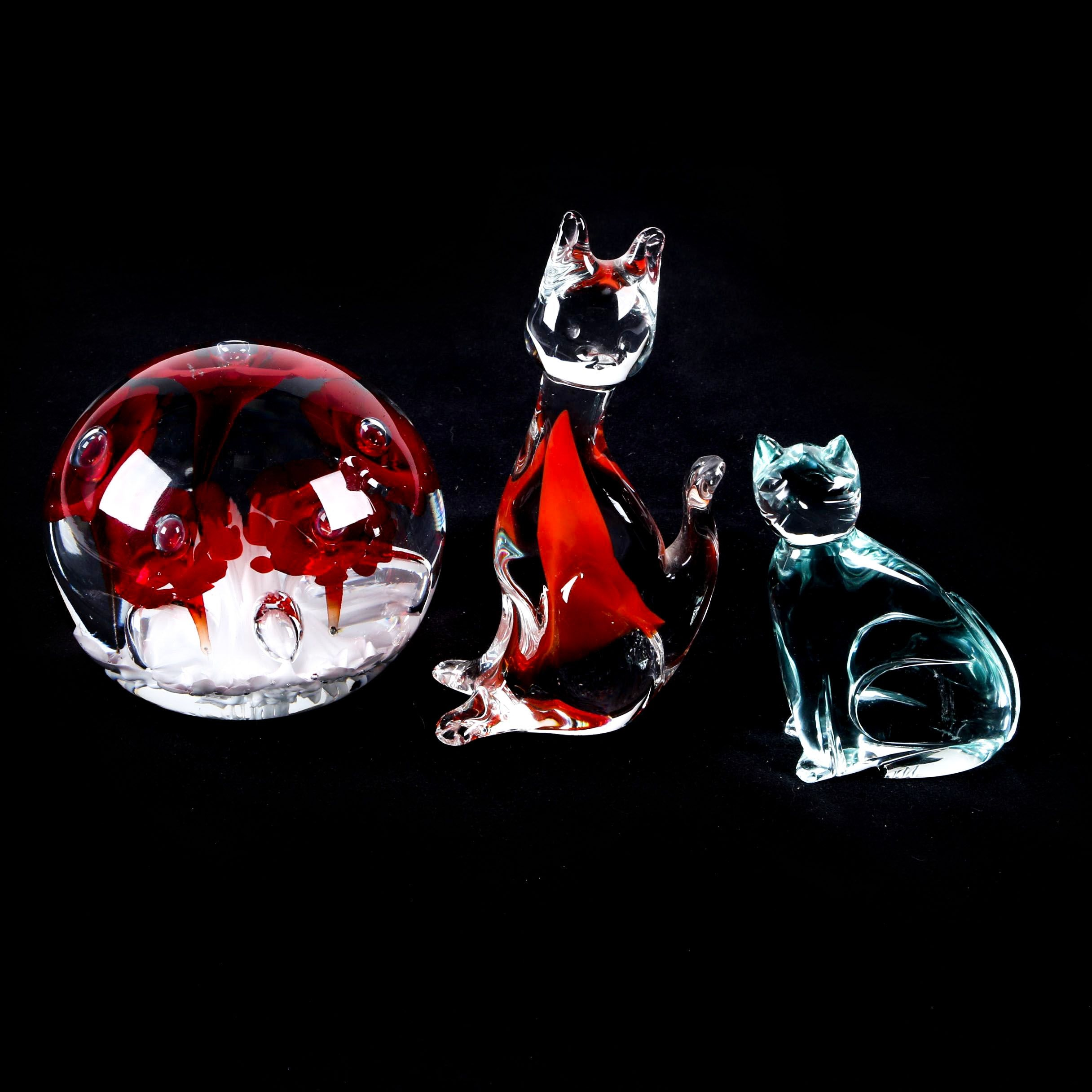 Glass Decor Assortment