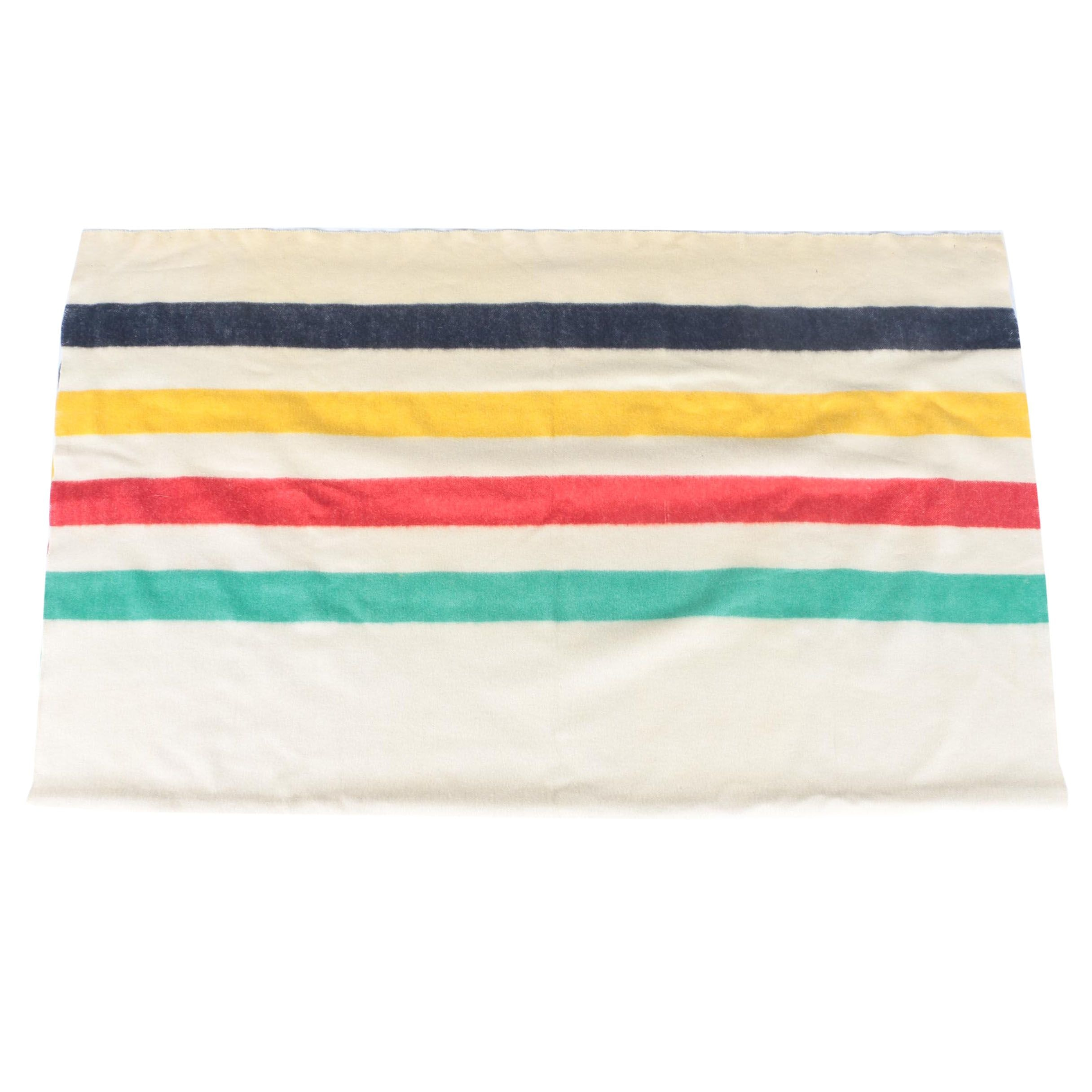 Hudson's Bay Wool Point Blanket