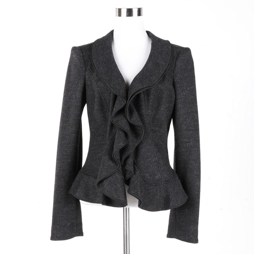 25e1c7d23210 Women's Armani Collezioni Wool Jacket : EBTH