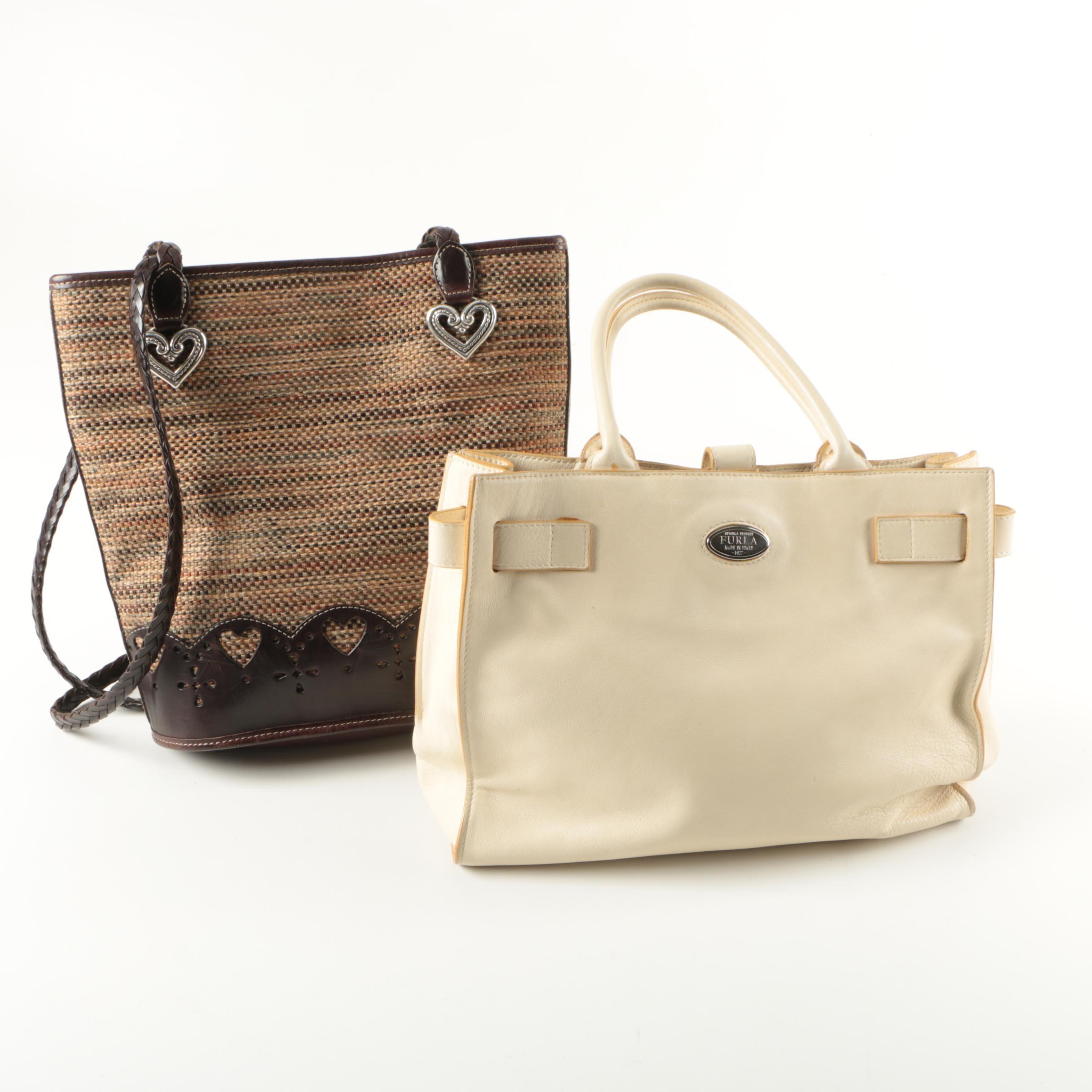 Brighton and Furla Handbags