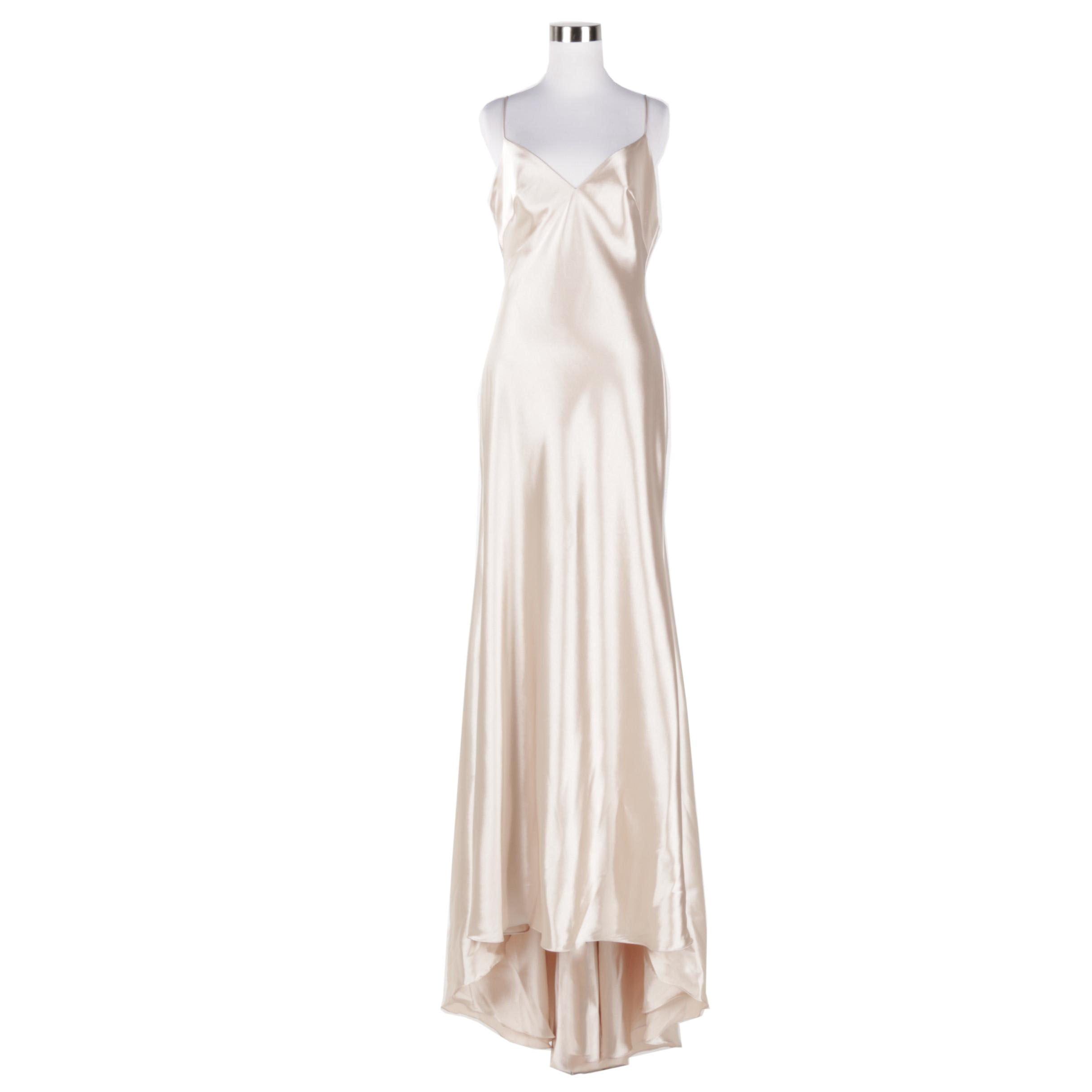 Allure Bridals Slip Gown