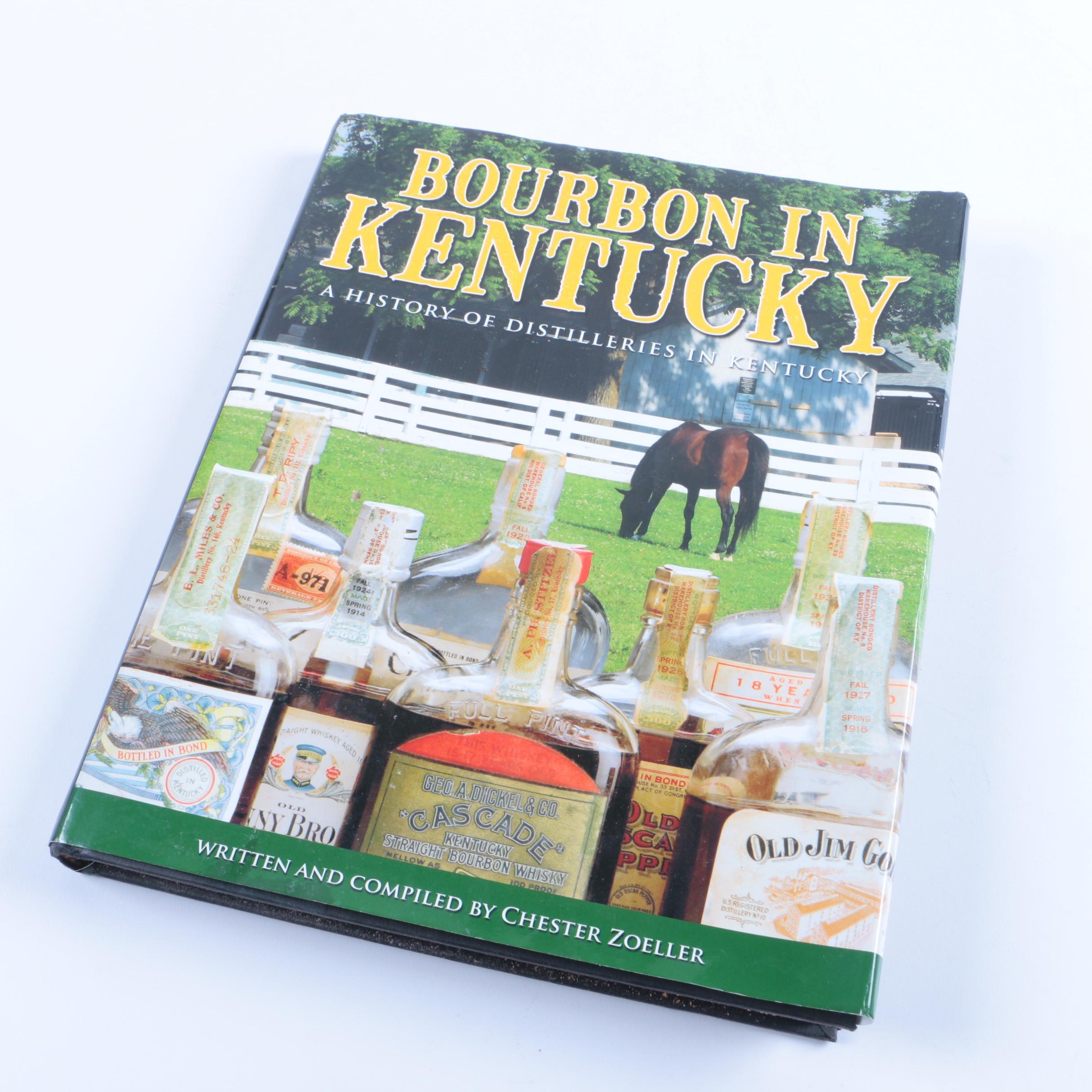 """""""Bourbon In Kentucky"""" Book"""