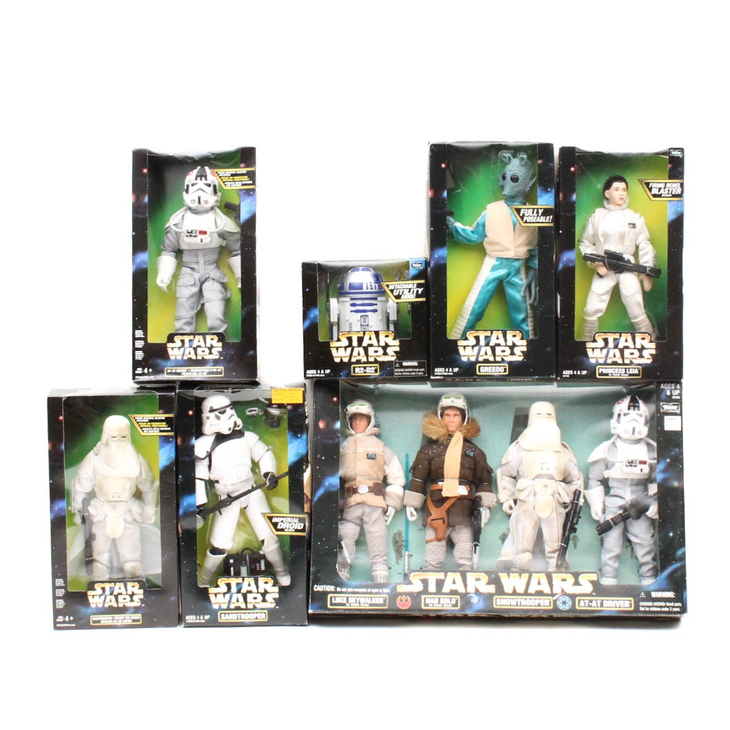 "Kenner ""Star Wars"" Action Collection Figures"